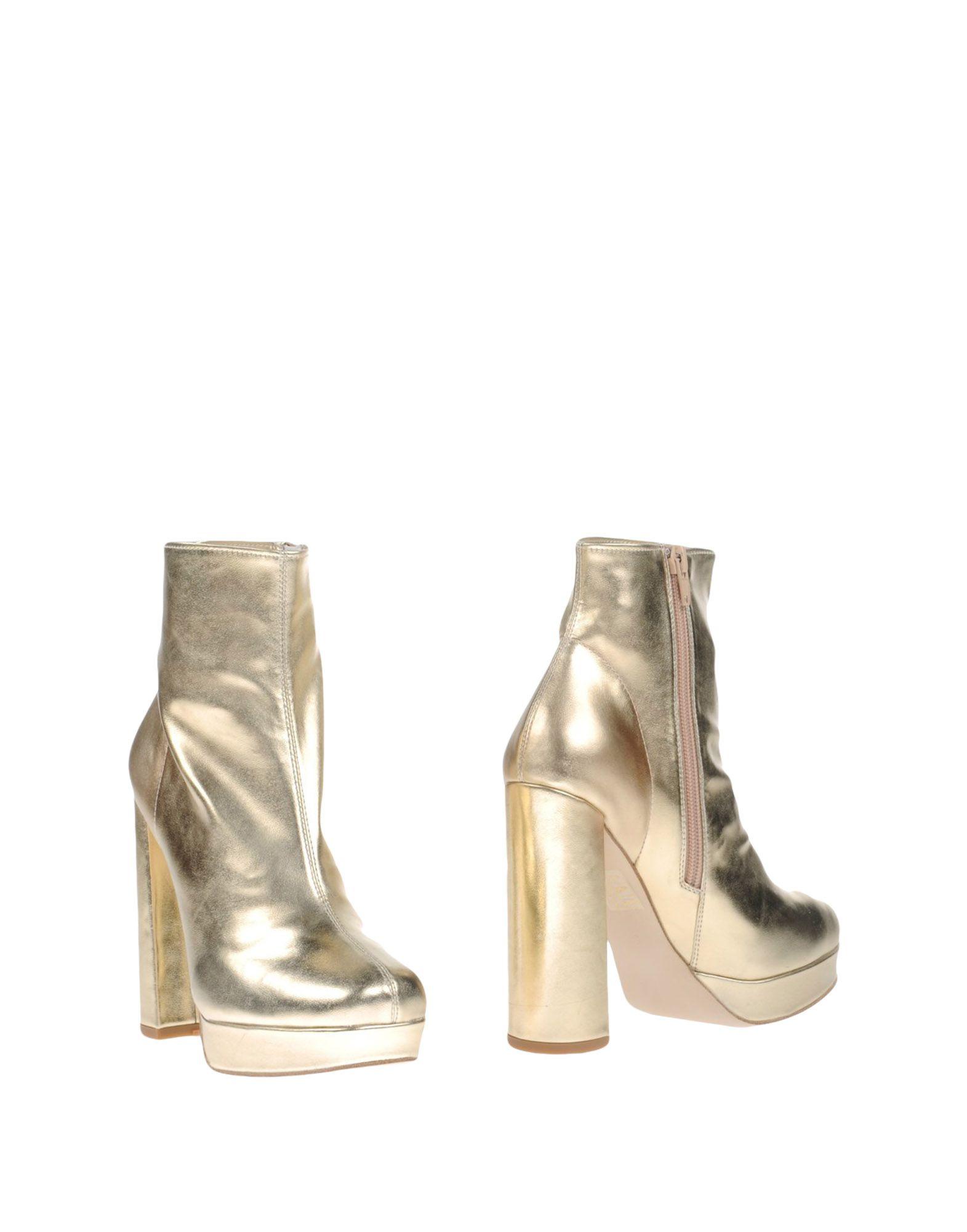 Gut um Campbell billige Schuhe zu tragenJeffrey Campbell um Stiefelette Damen  11195929QW 13b2a4