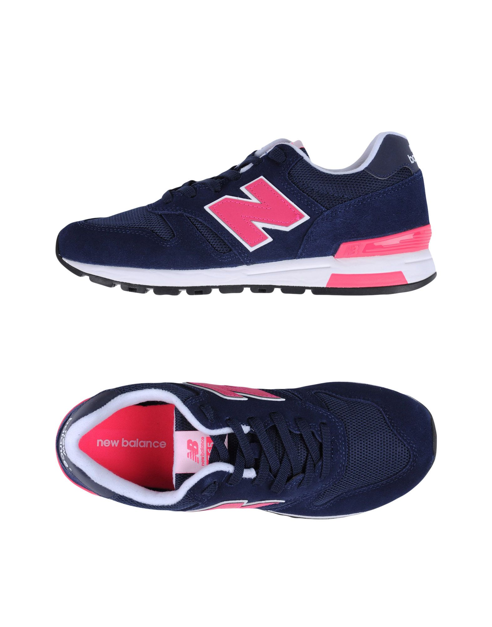 Sneakers New Balance 565 Suede Mesh Seasonal - Femme - Sneakers New Balance sur