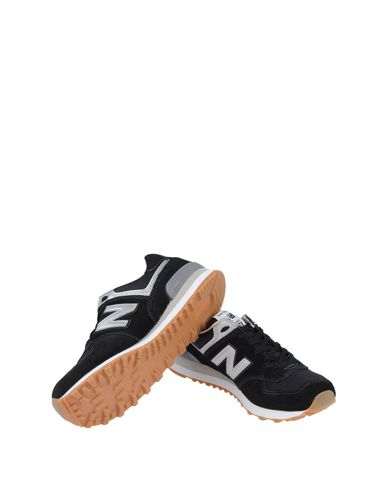 NEW BALANCE 574 SUEDE - NYLON BRIGHT Sneakers