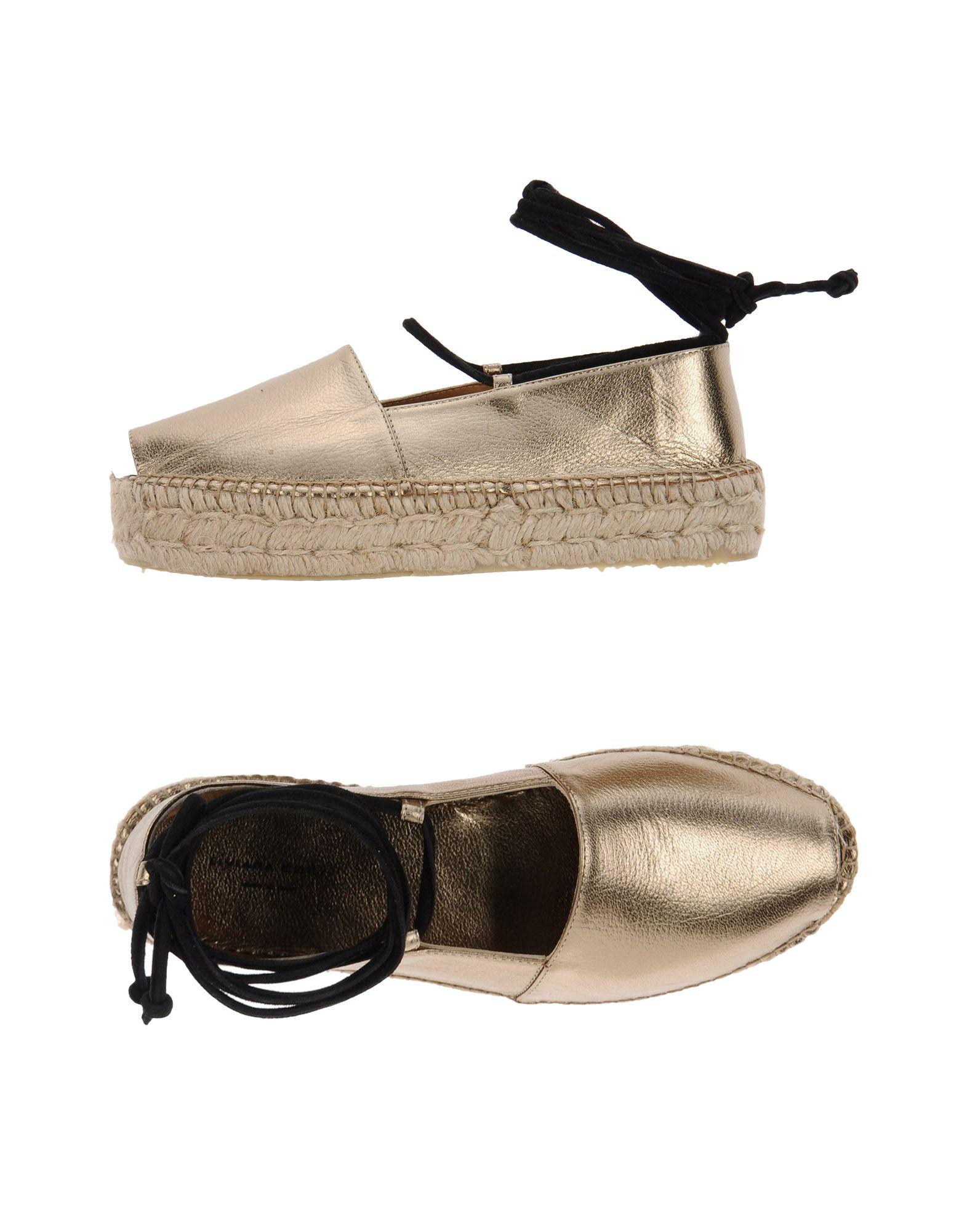 FOOTWEAR - Espadrilles on YOOX.COM Liviana Conti J0BN1