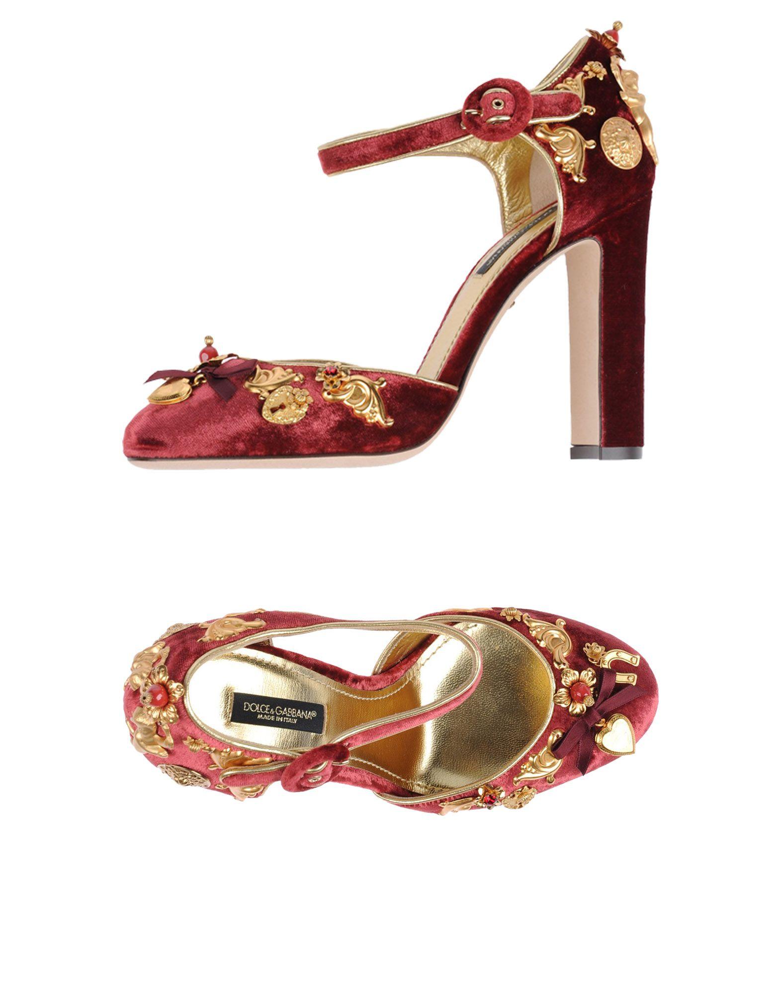 Dolce & 11196221PDGünstige Gabbana Pumps Damen  11196221PDGünstige & gut aussehende Schuhe 39bed9
