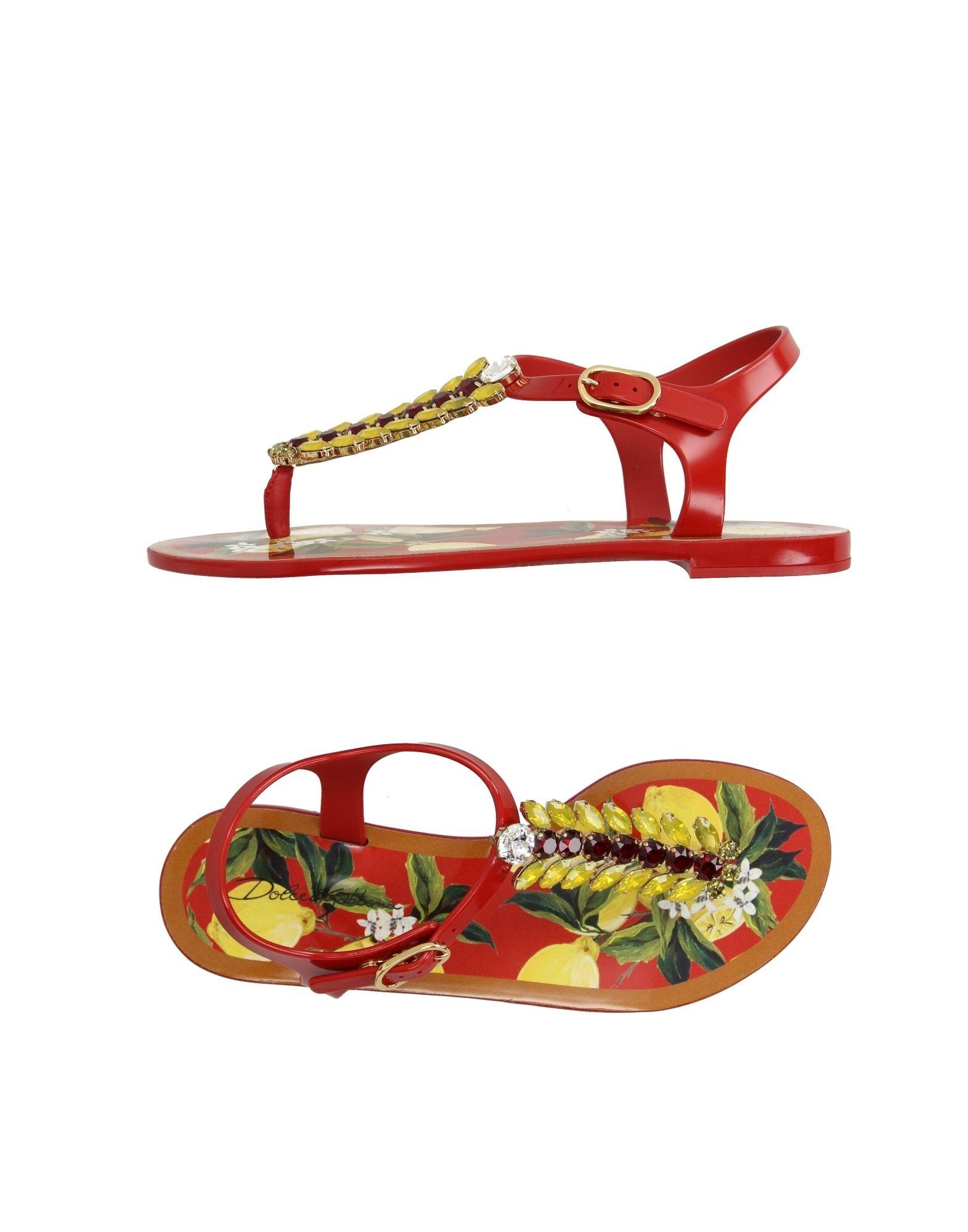 Dolce & Gabbana Dianetten Damen Schuhe  11196251RTGünstige gut aussehende Schuhe Damen 77f4b7