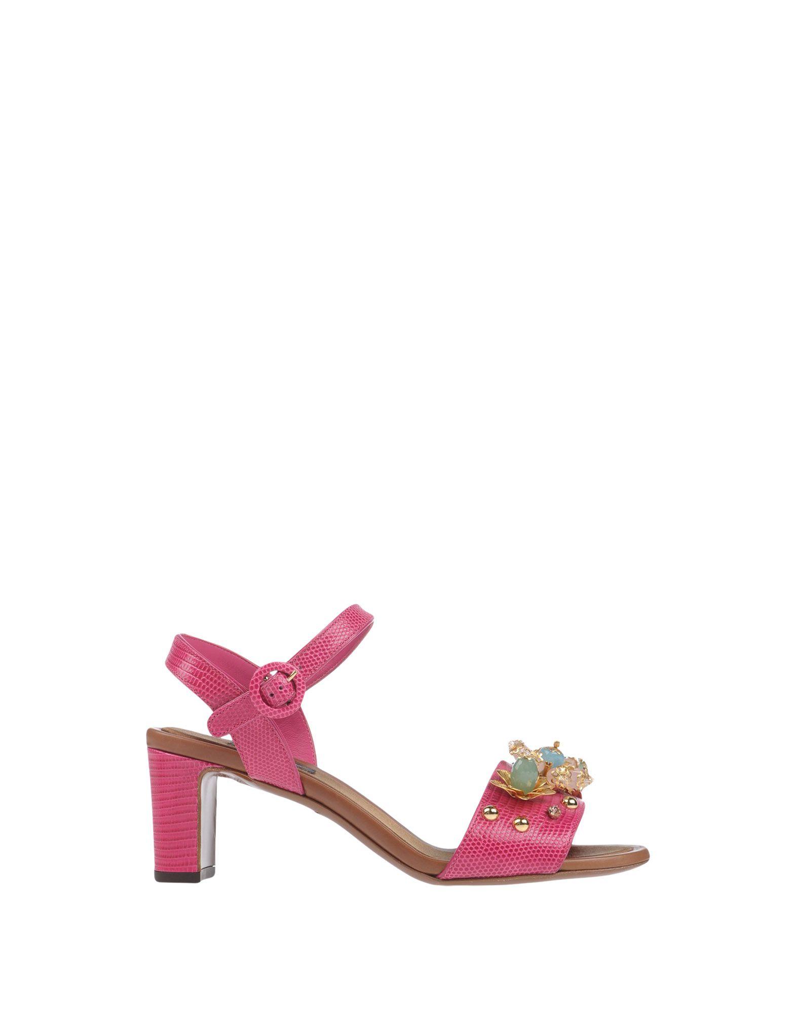 Dolce  & Gabbana Sandalen Damen  Dolce 11196263CLGünstige gut aussehende Schuhe 41c1bf