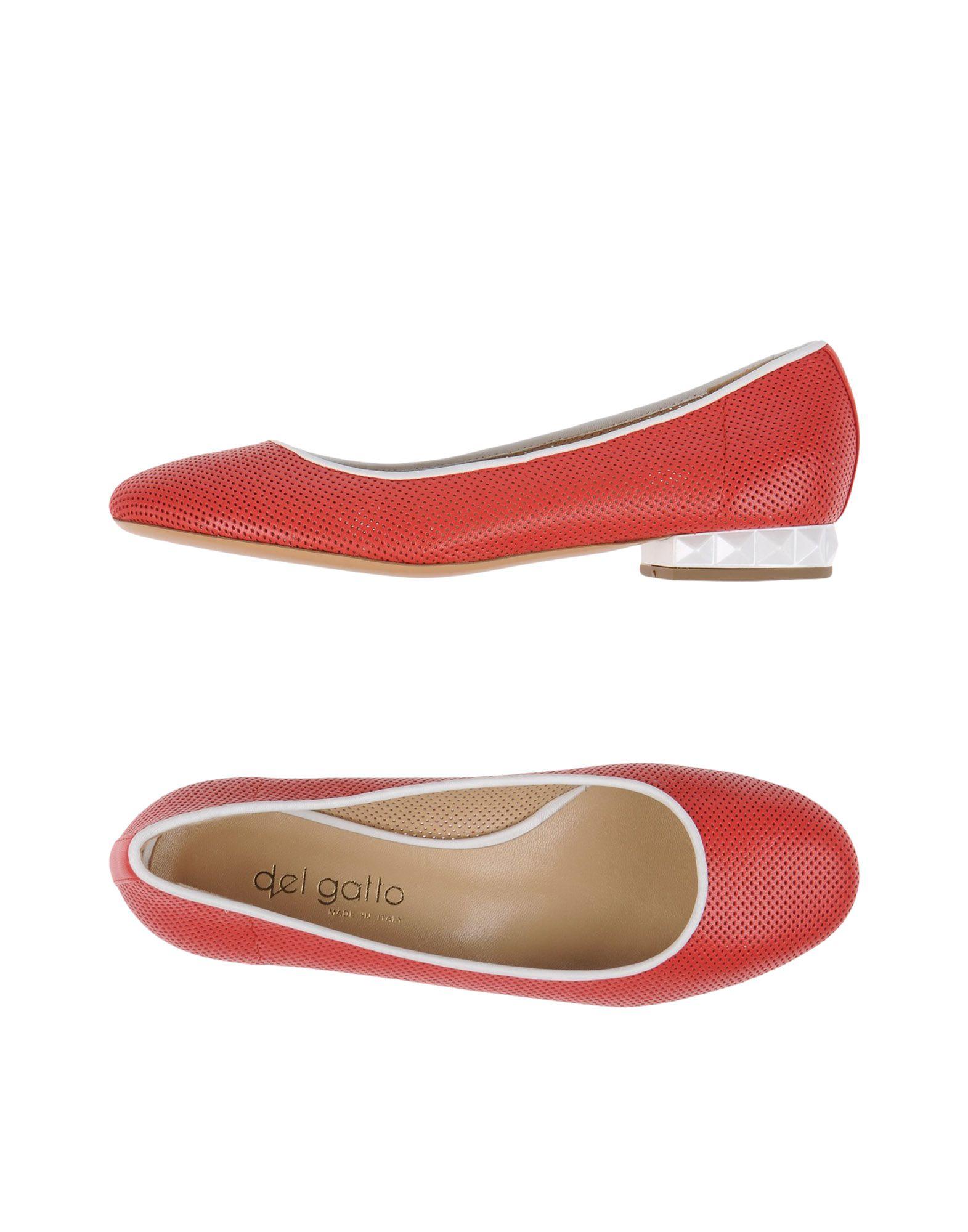 Del Gatto Ballerinas Damen    11196284QD Gute Qualität beliebte Schuhe 801ee0