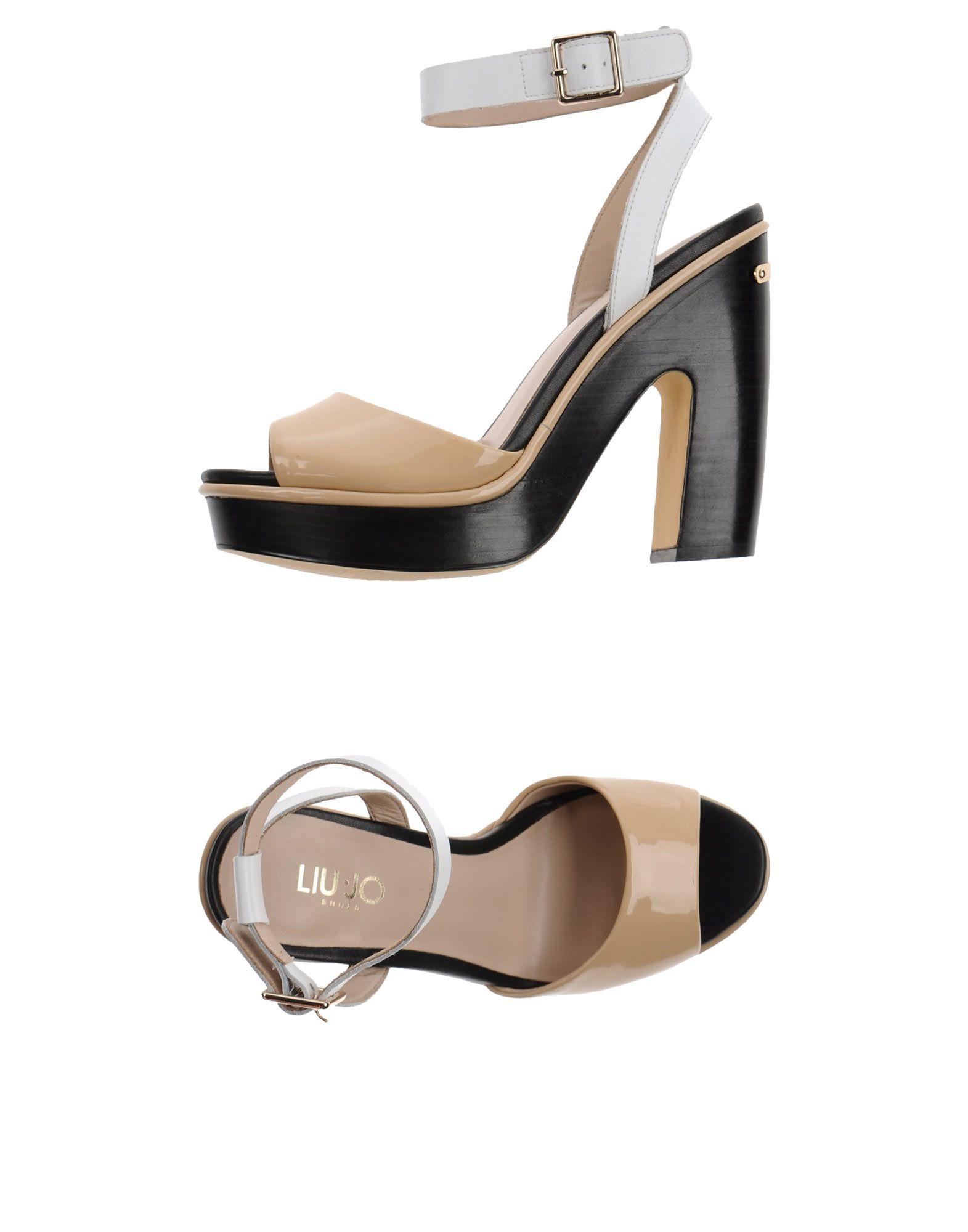 Liu •Jo Shoes Sandalen Damen  11196392KS Gute Qualität beliebte Schuhe