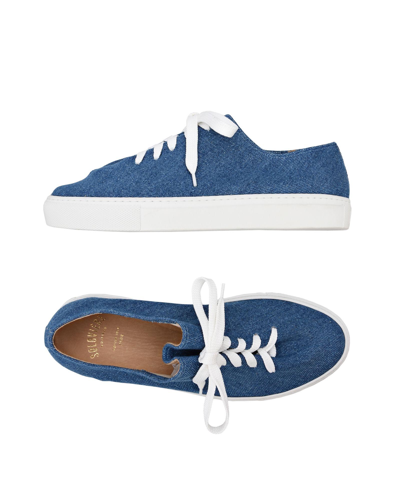 Sneakers Solovière  Paris Donna - 11196402WW