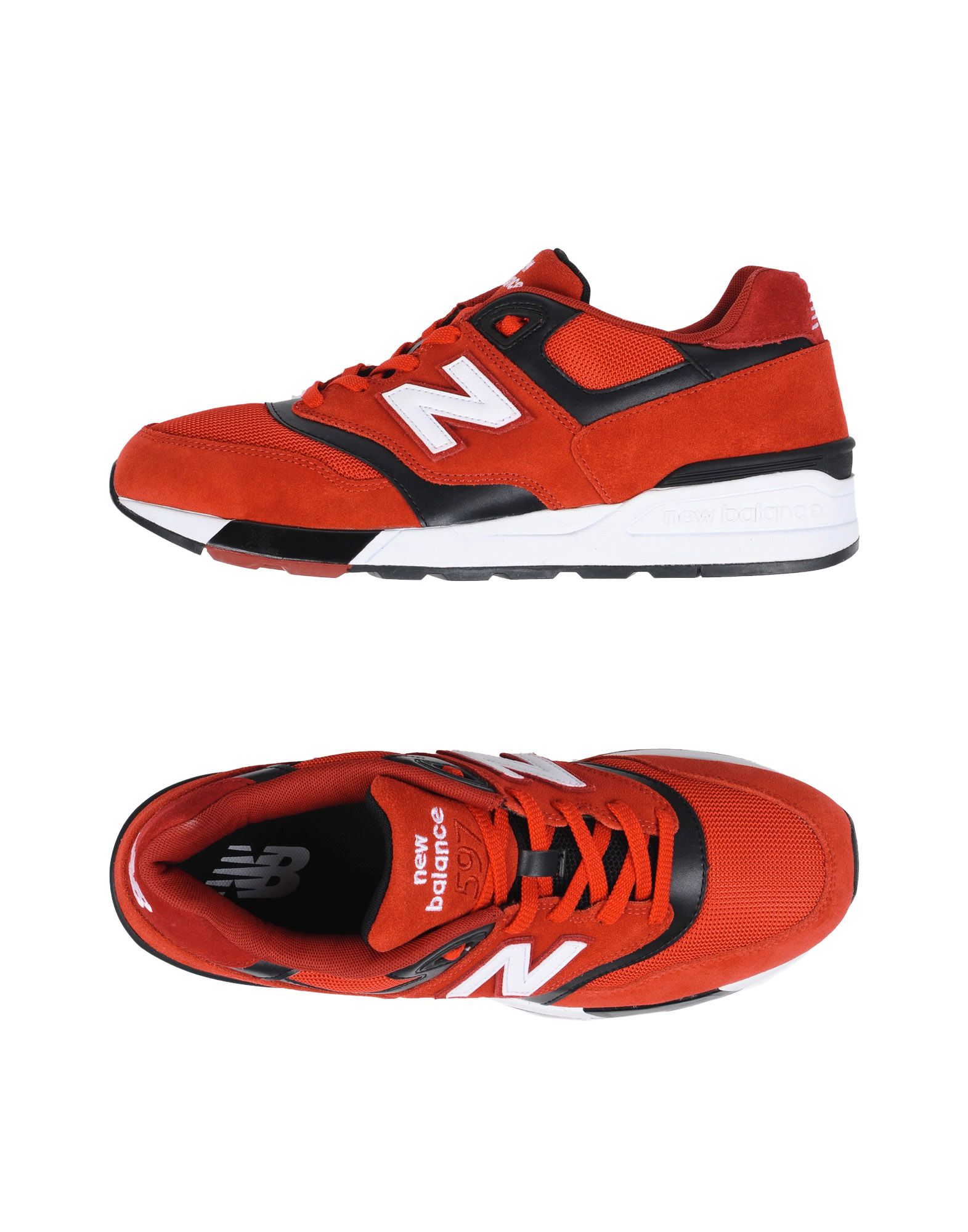 Sneakers New Balance 597 Classic Running - Uomo - 11196430NO