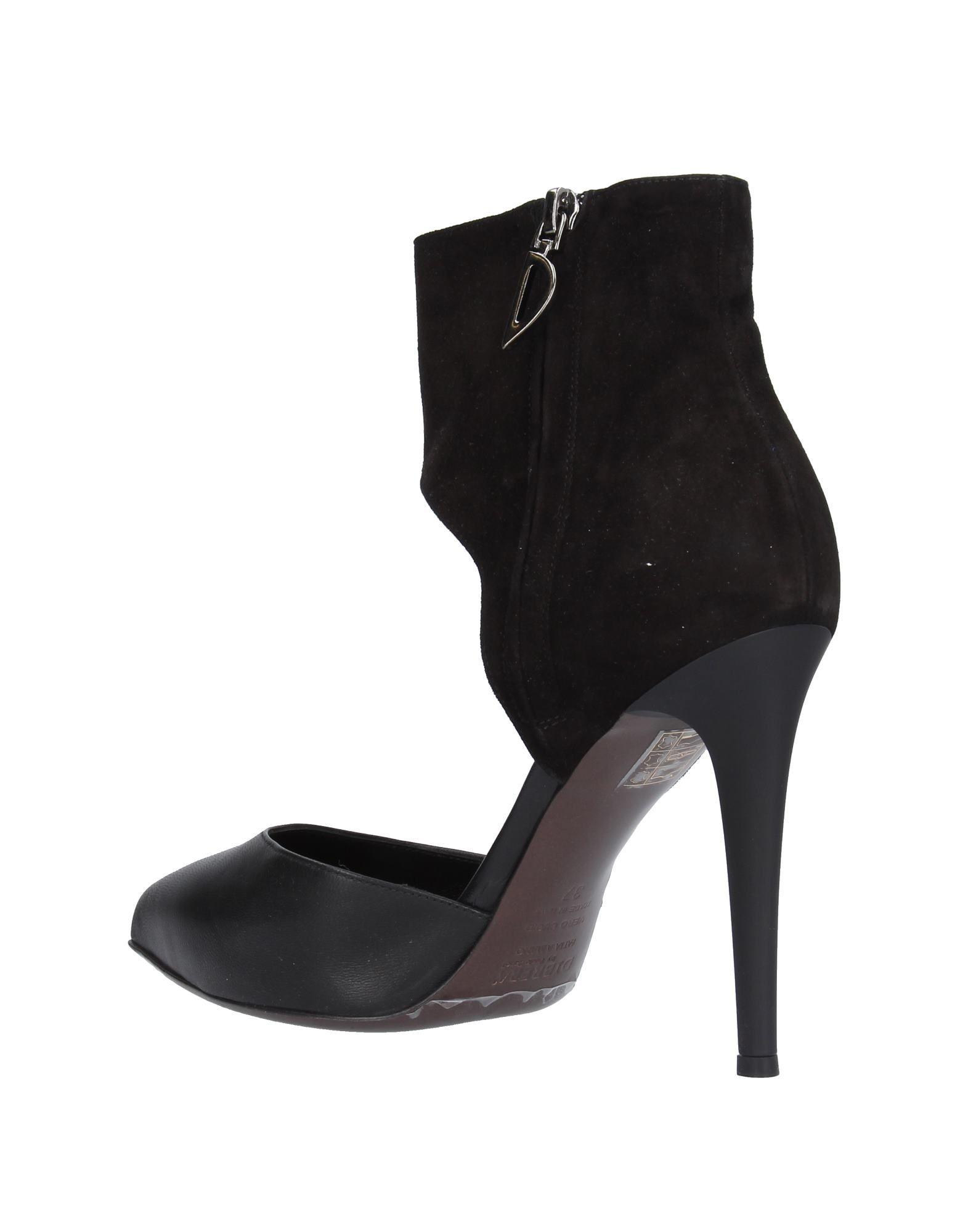 Stilvolle billige Schuhe Damen Dibrera By Paolo Zanoli Pumps Damen Schuhe  11196448QD 225757