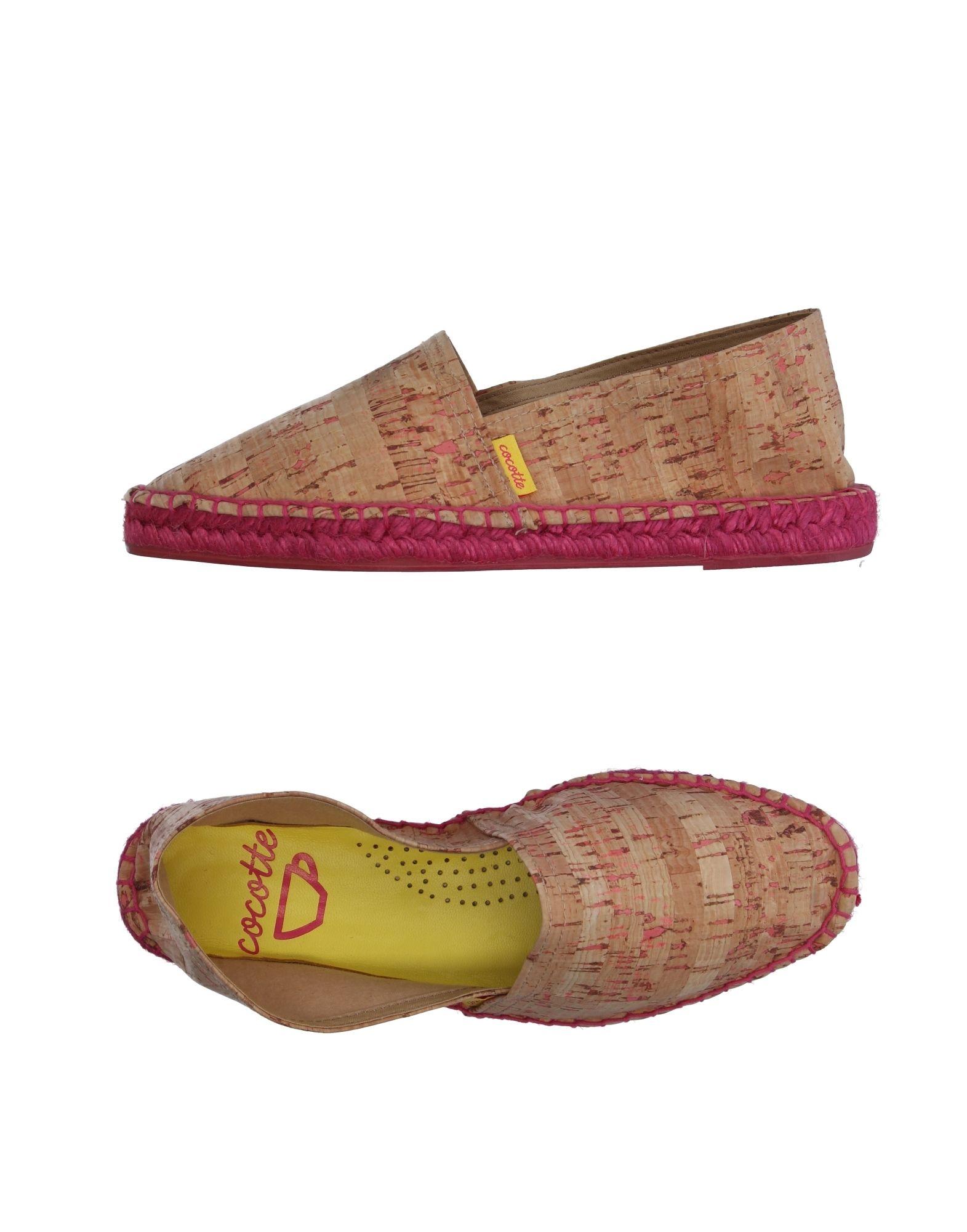 Nuevos zapatos para hombres y tiempo mujeres, descuento por tiempo y limitado Espadrilla Cocotte Mujer - Espadrillas Cocotte  Fucsia a84d1d