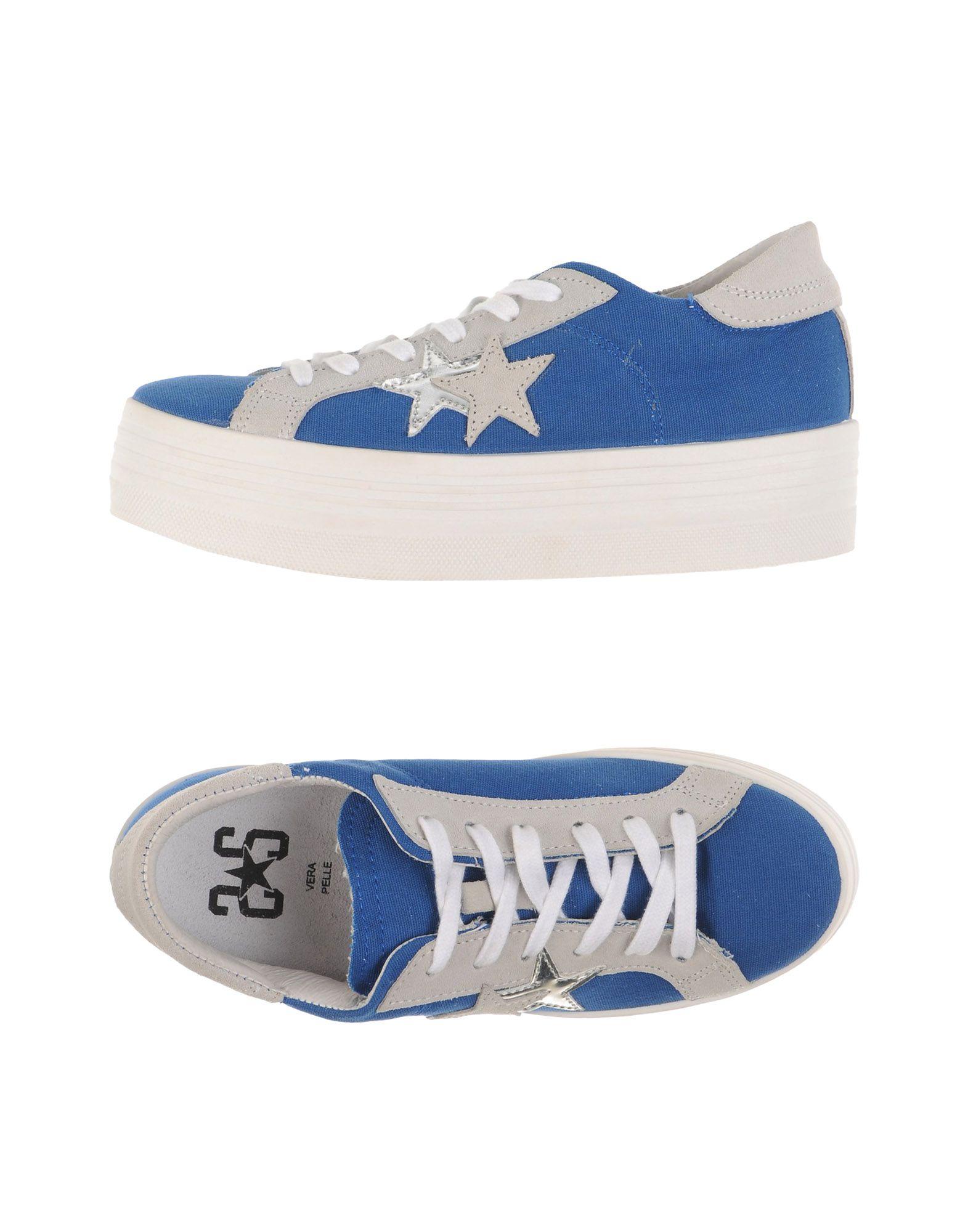 Haltbare Mode billige Schuhe 2Star Sneakers Damen  11196693LS Heiße Schuhe
