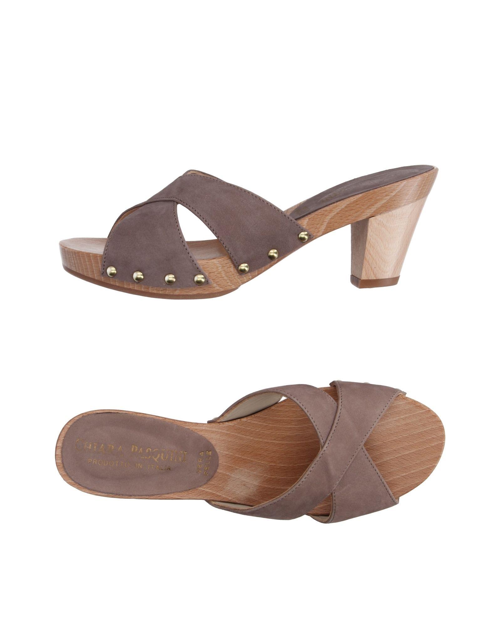 Chiara Pasquini Pantoletten Qualität Damen  11196727SX Gute Qualität Pantoletten beliebte Schuhe 31b651