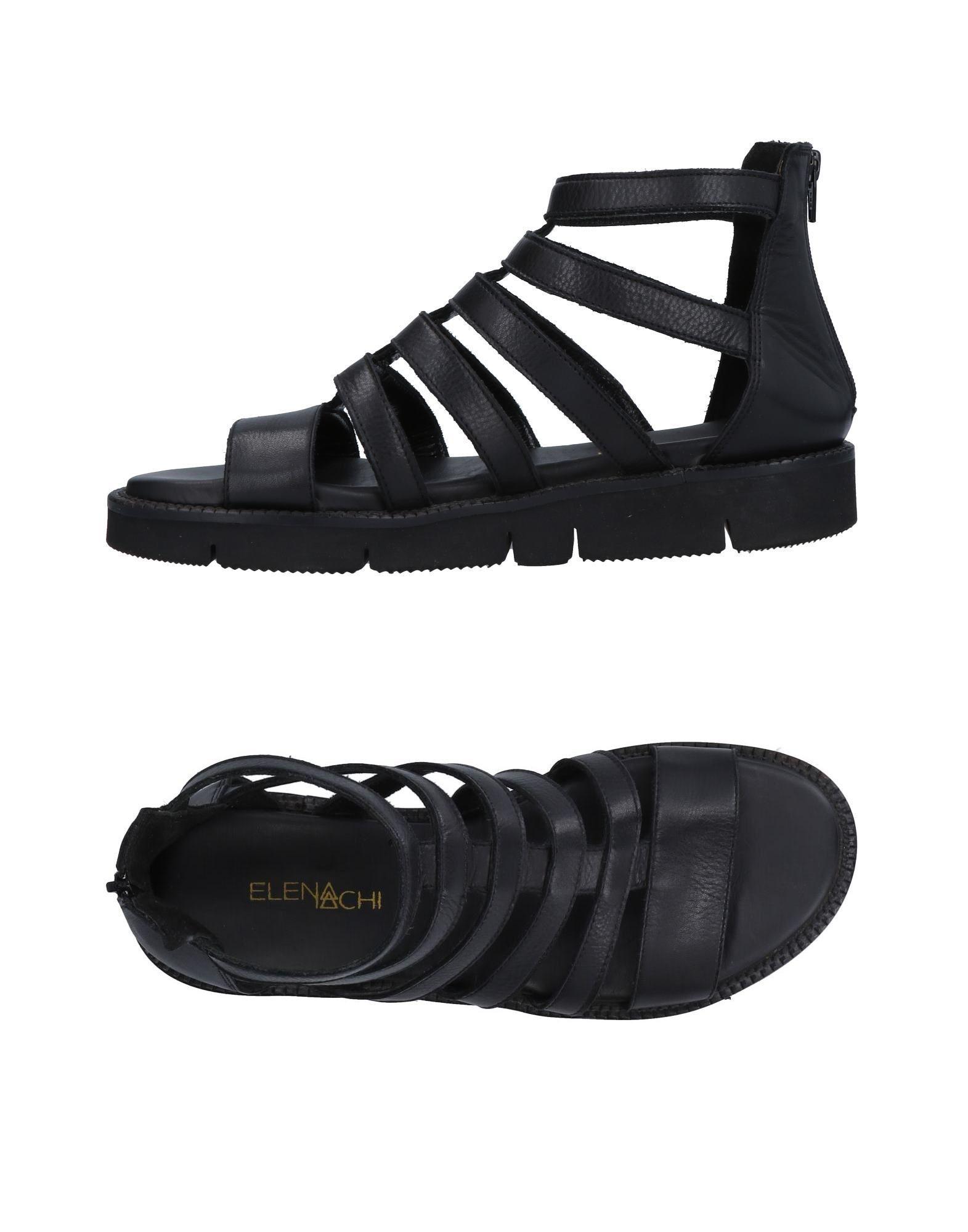 Stilvolle billige Schuhe Elena Iachi Sandalen Damen  11196812QX 11196812QX 11196812QX 409236