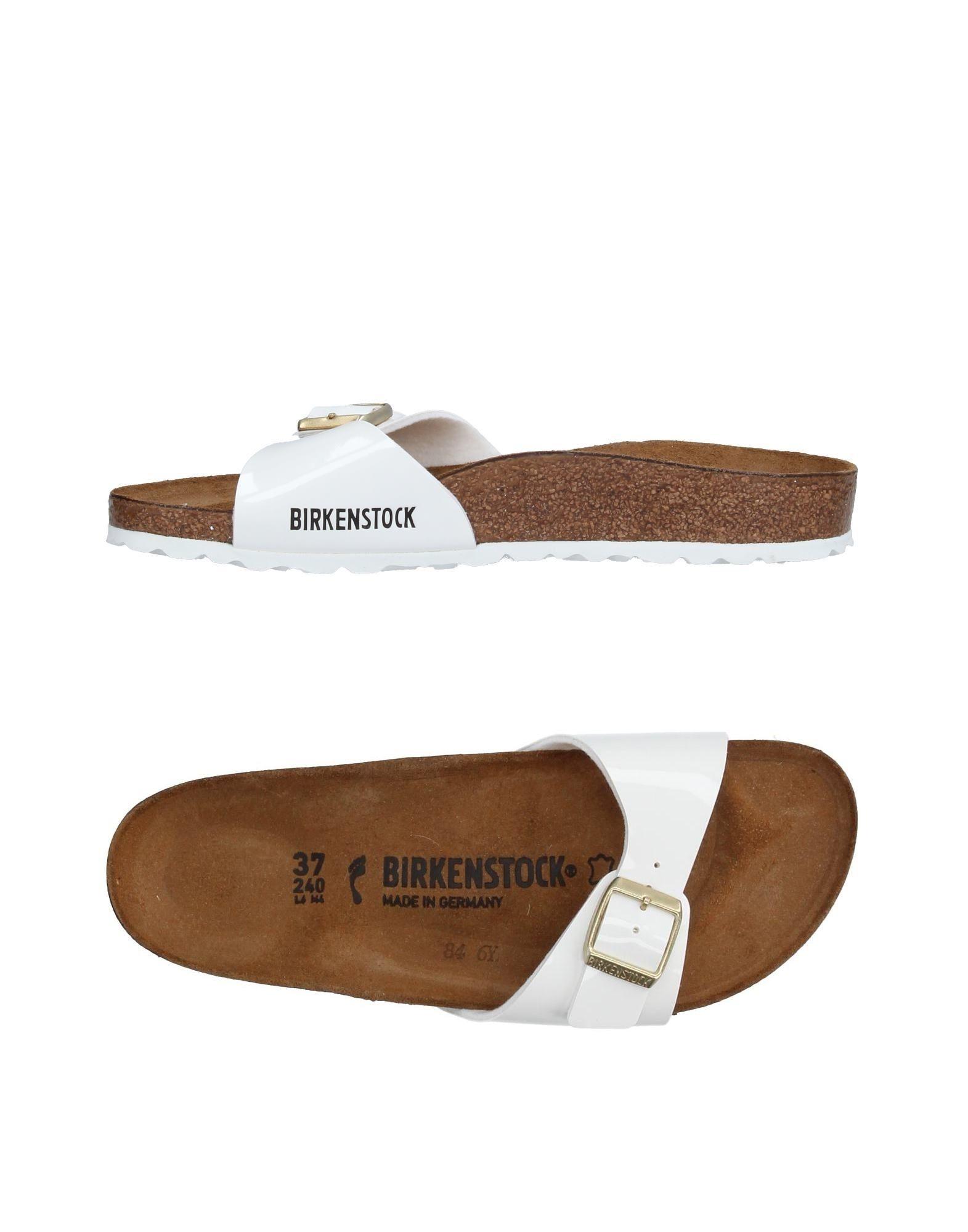 16deca6591a Birkenstock Sandals - Women Birkenstock Sandals online on YOOX Latvia -  11197198UF