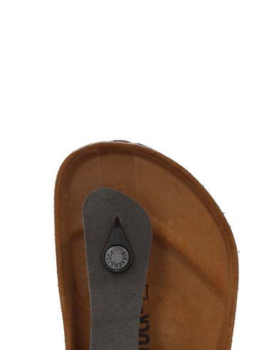 Birkenstock Flip Flops, Grey