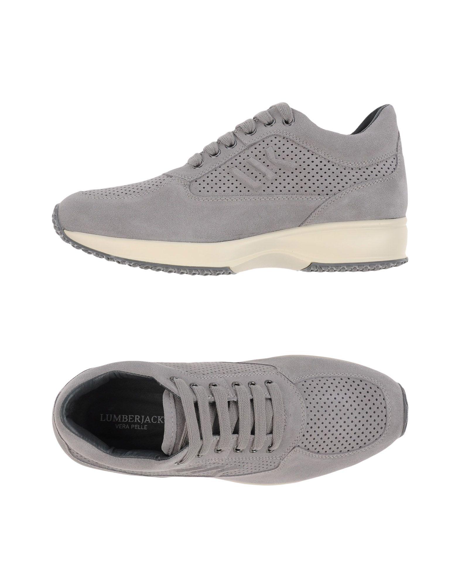 Rabatt echte Schuhe Lumberjack Sneakers Herren  11197251UC