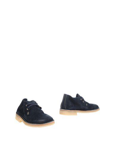 N.D.C. Boots in Dark Blue