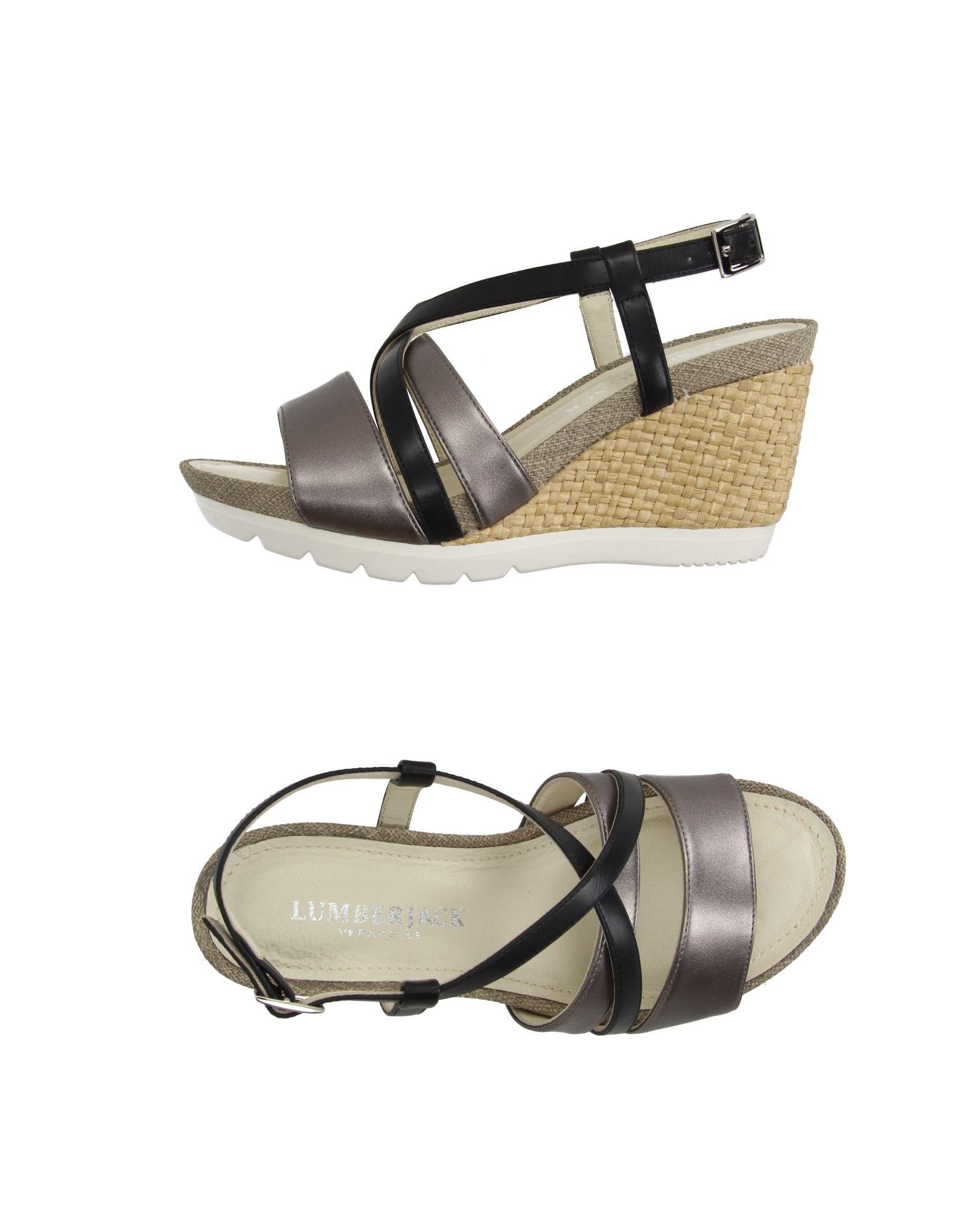 Lumberjack Espadrilles Damen  11197980EX Gute Qualität beliebte Schuhe