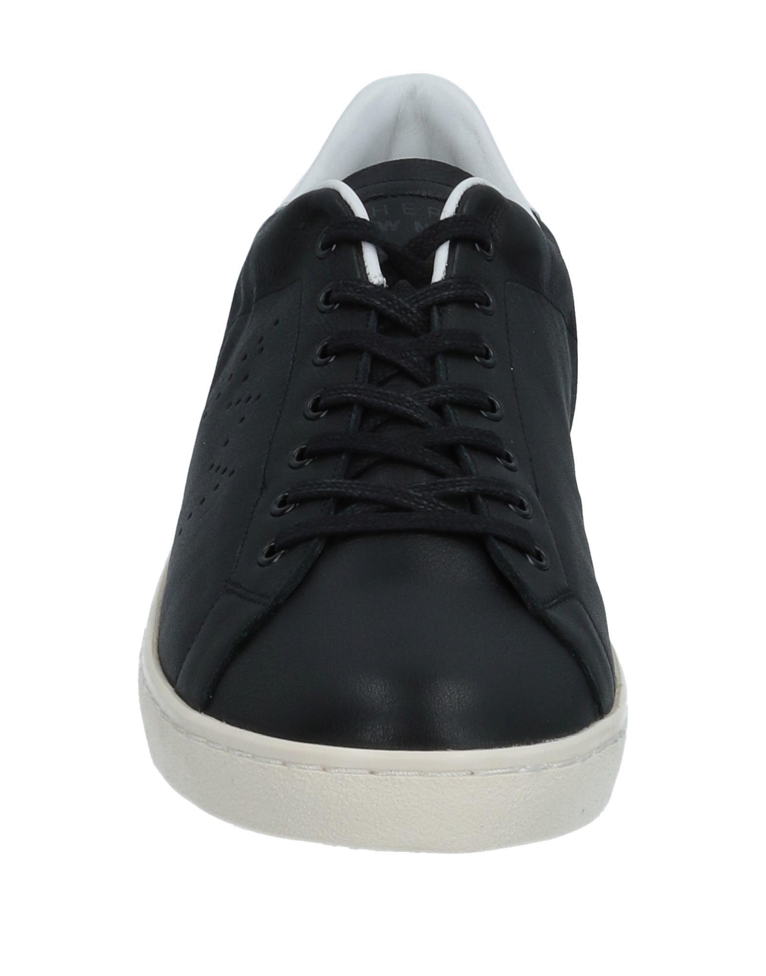 Leather Crown Sneakers Herren  11198138LG