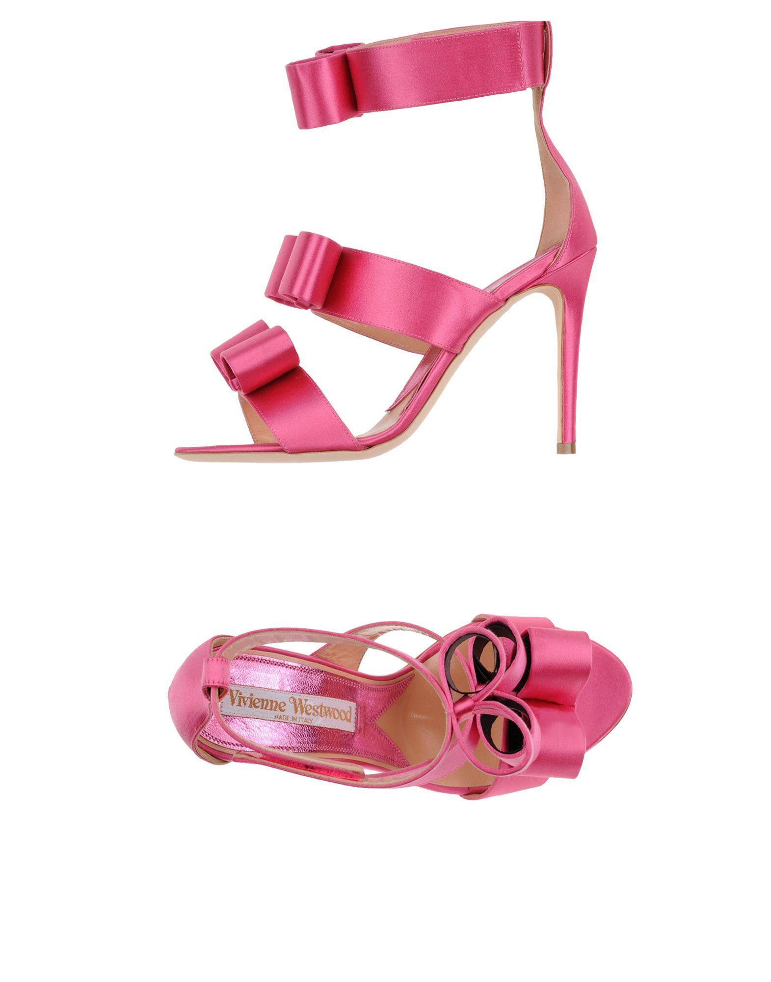Rabatt Schuhe Vivienne Westwood Sandalen Damen  11198144HL