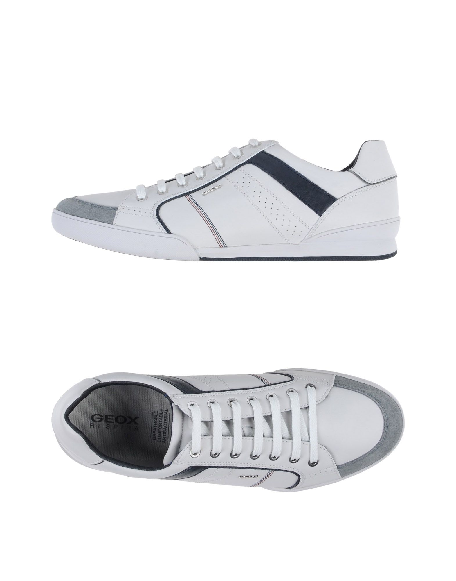 Geox Sneakers Herren  Schuhe 11198444GG Heiße Schuhe  0b2aae