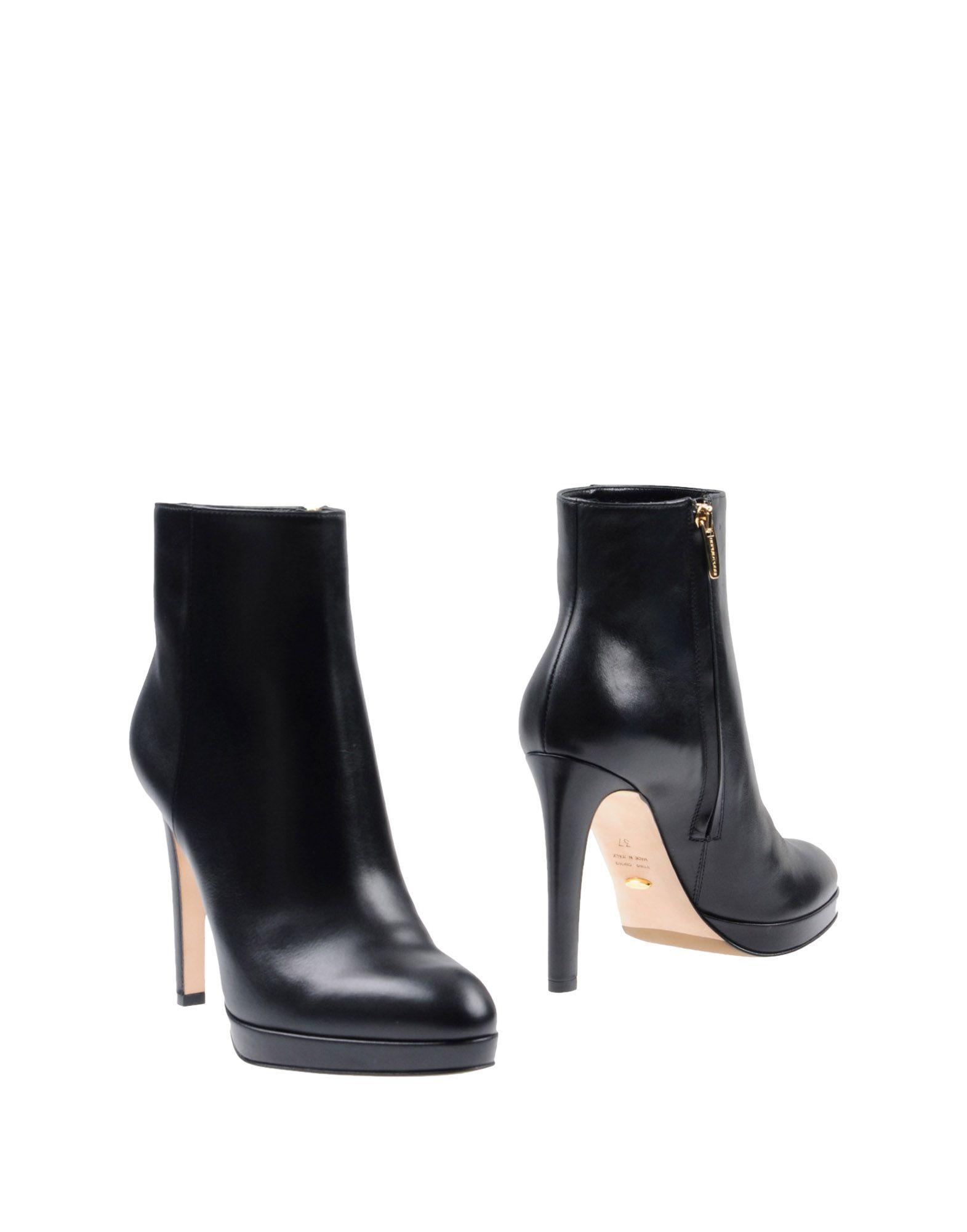 Sergio Rossi Stiefelette Damen  11198553TJ Neue Schuhe