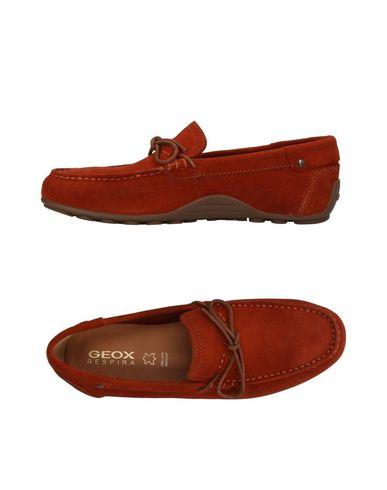 Zapatos con Geox descuento Mocasín Geox Hombre - Mocasines Geox con - 11198599DV Óxido 62fd22