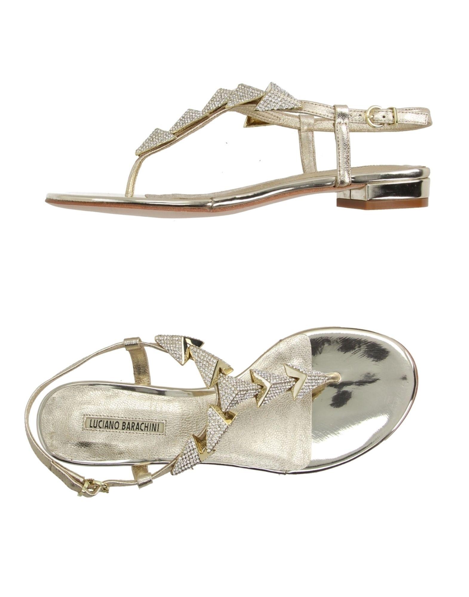 Luciano Barachini Dianetten Damen  11198703BW Gute Qualität beliebte Schuhe