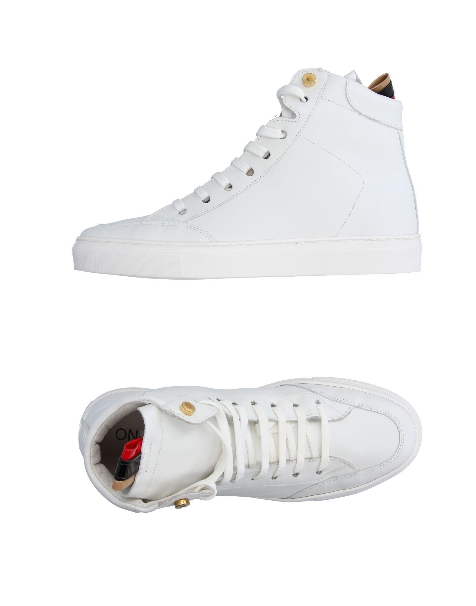 Rabatt echte Schuhe One Way Sneakers Herren  11198999LJ
