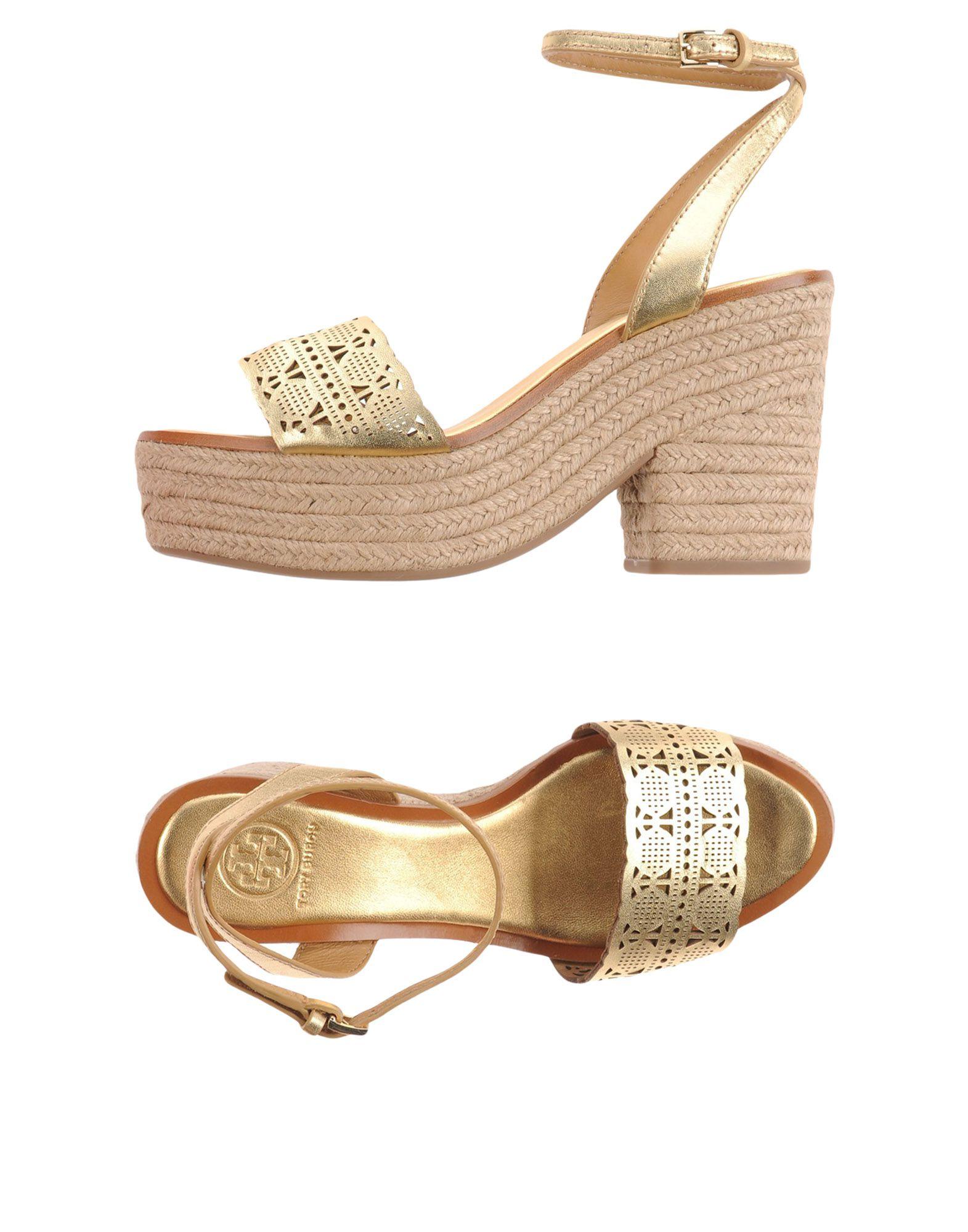 Stilvolle billige Schuhe Tory Burch Sandalen Damen  11199337XG