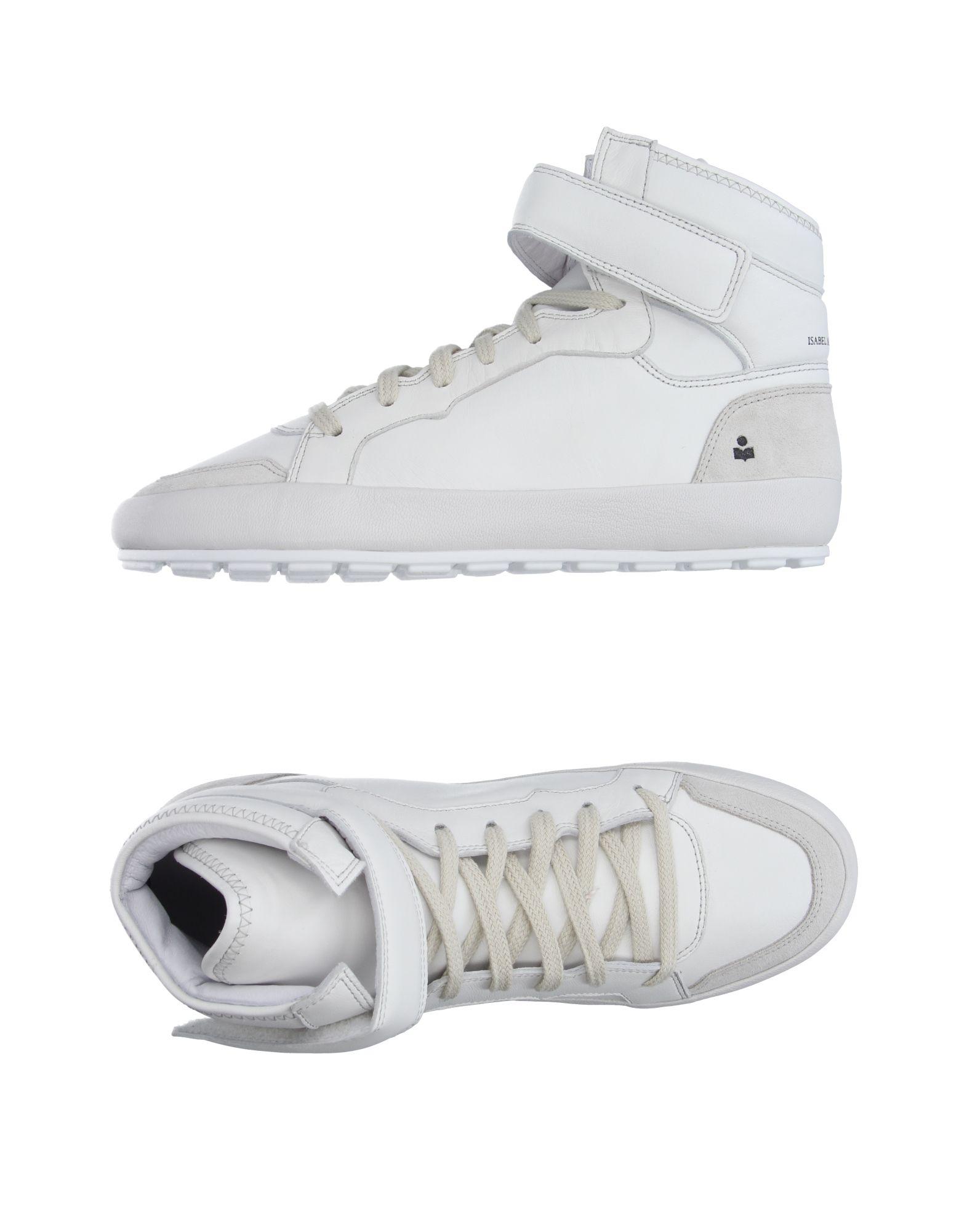 Isabel Marant Étoile Marant Sneakers - Women Isabel Marant Étoile Étoile Sneakers online on  United Kingdom - 11199370KQ 80e1eb