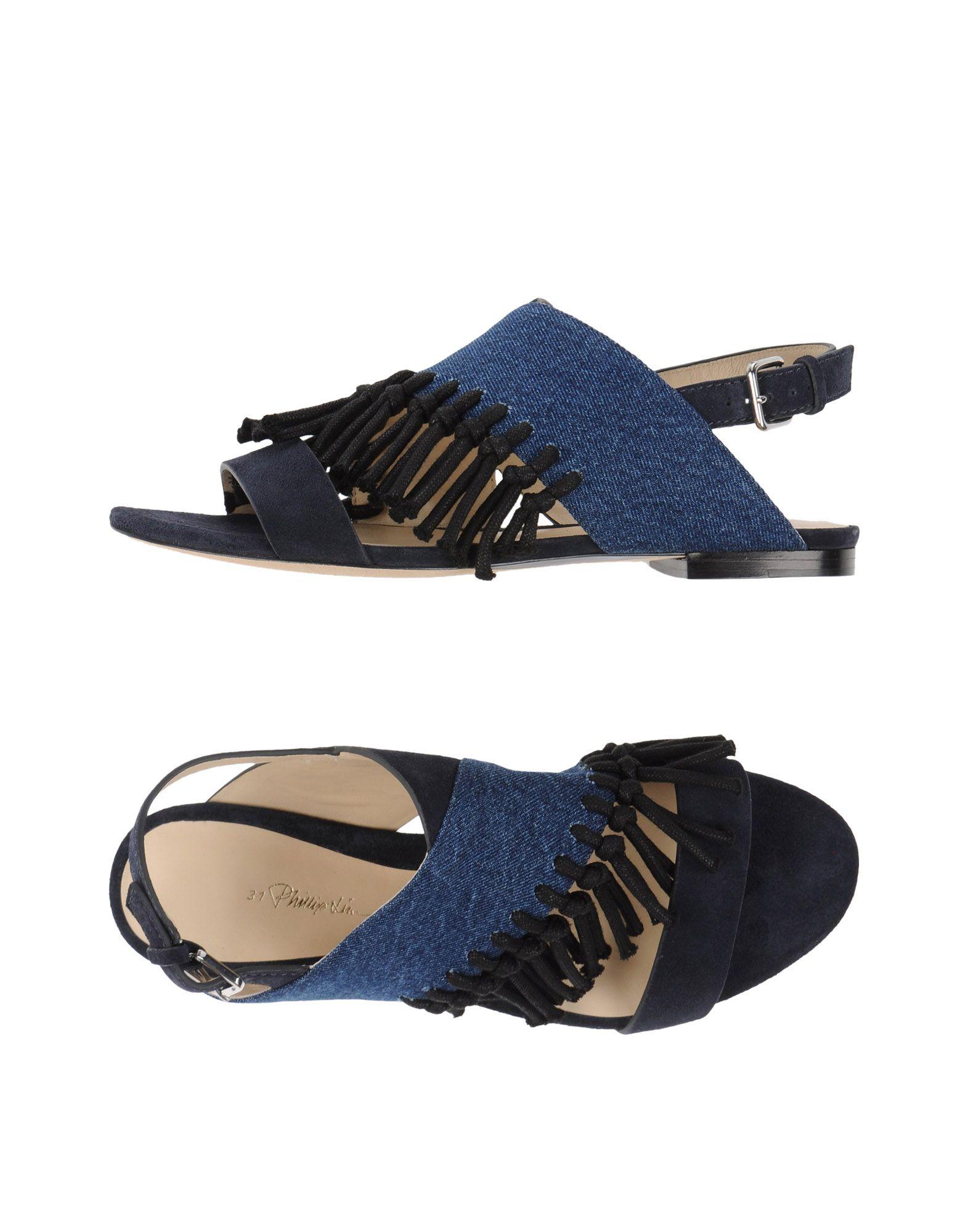 3.1 Phillip Lim Schuhe Sandalen Damen  11199439RW Neue Schuhe Lim 79d324