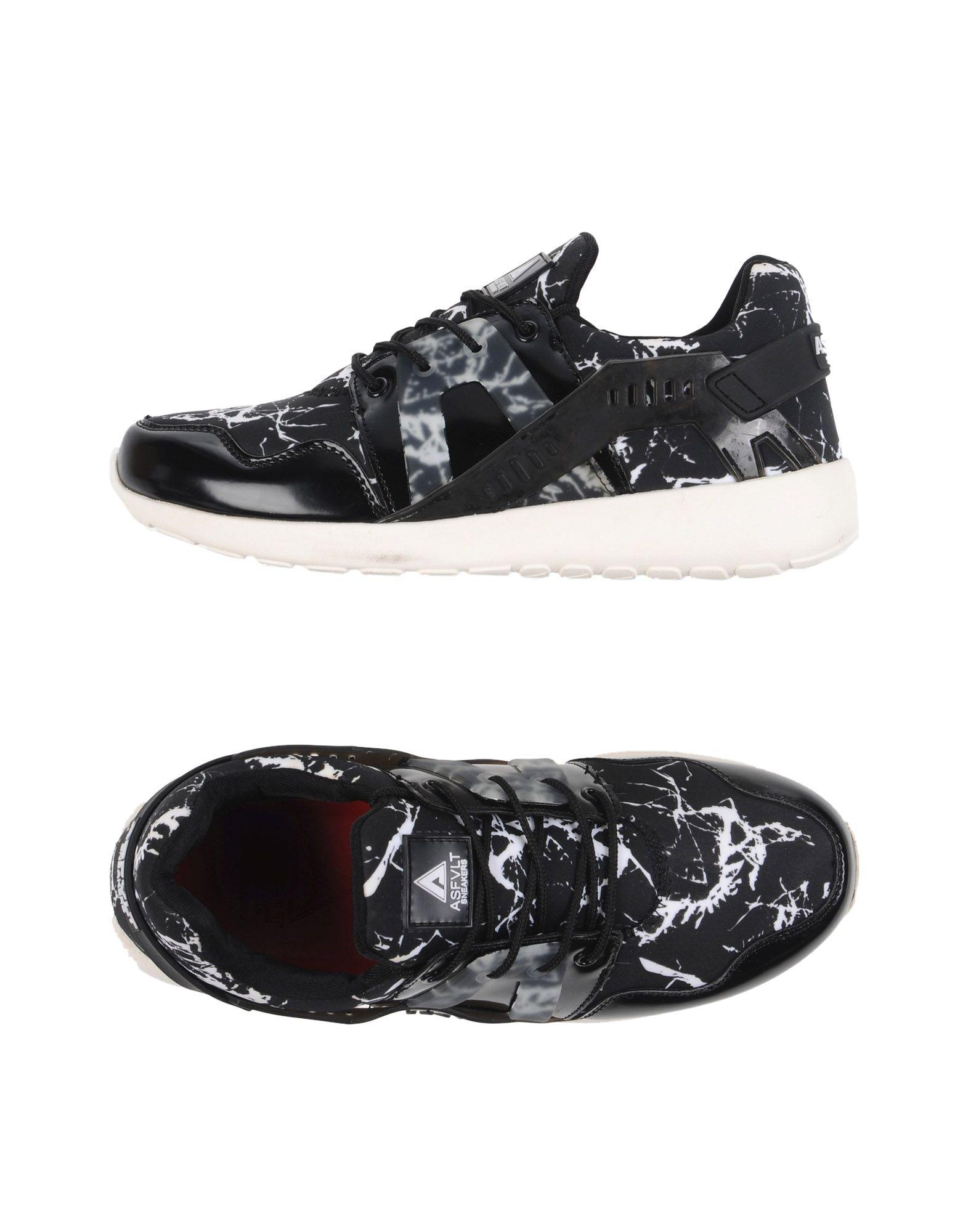 Rabatt echte Schuhe Asfvlt Sneakers Herren  11199645BL