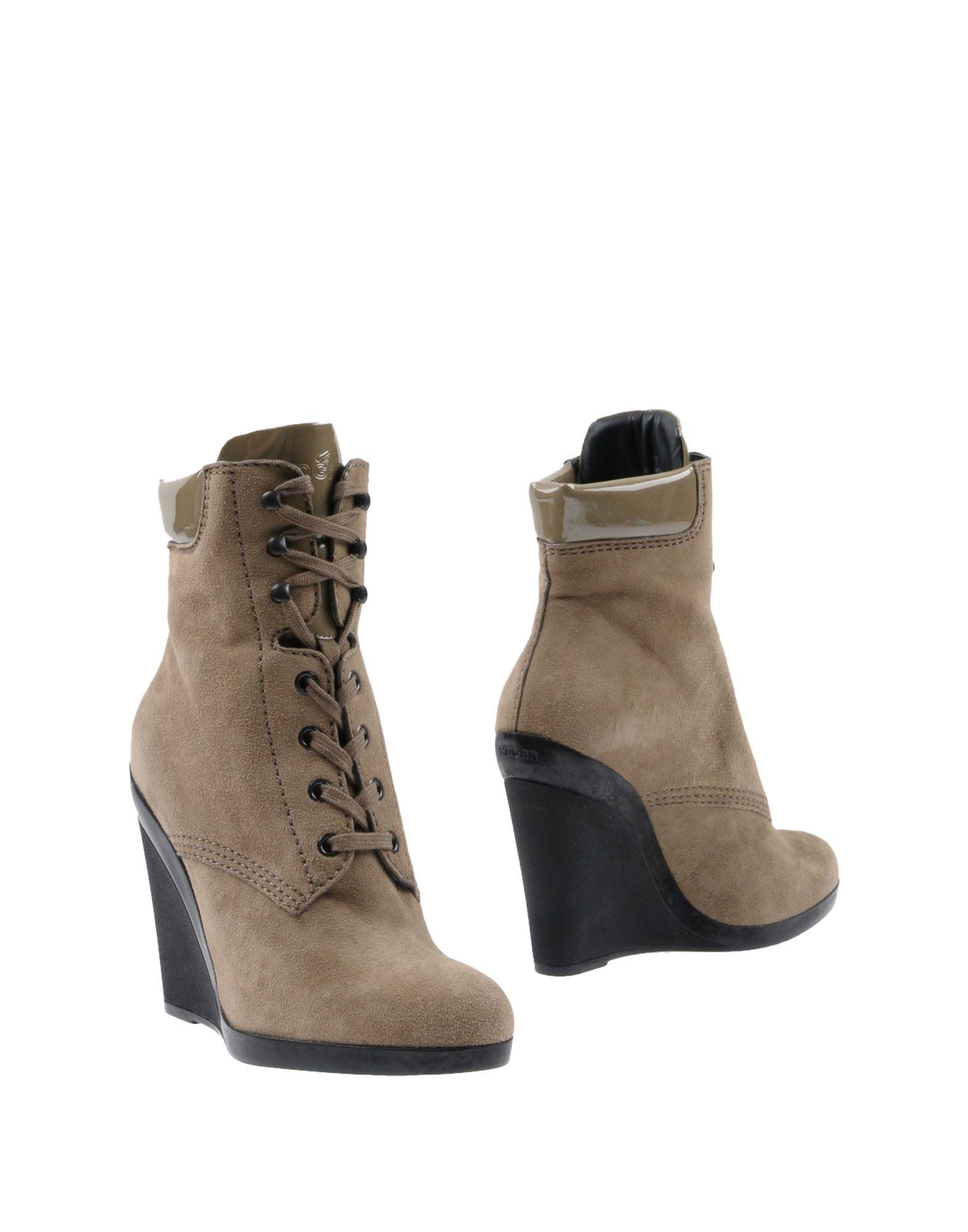 Gut um billige Schuhe zu tragenHogan Stiefelette Damen  11199685LN