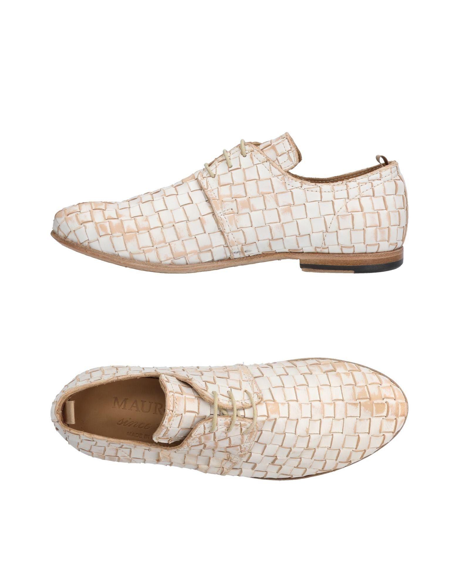 Chaussures À Lacets Mauron Femme - Chaussures À Lacets Mauron sur