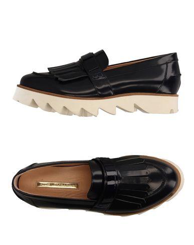 Zapatos y cómodos y Zapatos versátiles Mocasín Palomitas By Paloma Barceló Mujer - Mocasines Palomitas By Paloma Barceló- 11384622GL Azul oscuro 570802