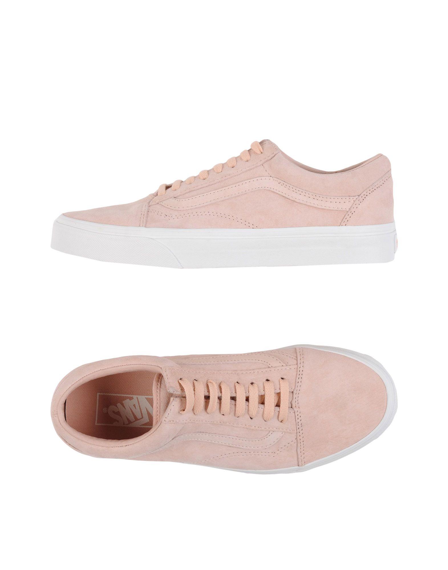 2a3fb25148 Vans Ua Old Skool - Pig Suede - Sneakers - Women Vans Sneakers ...