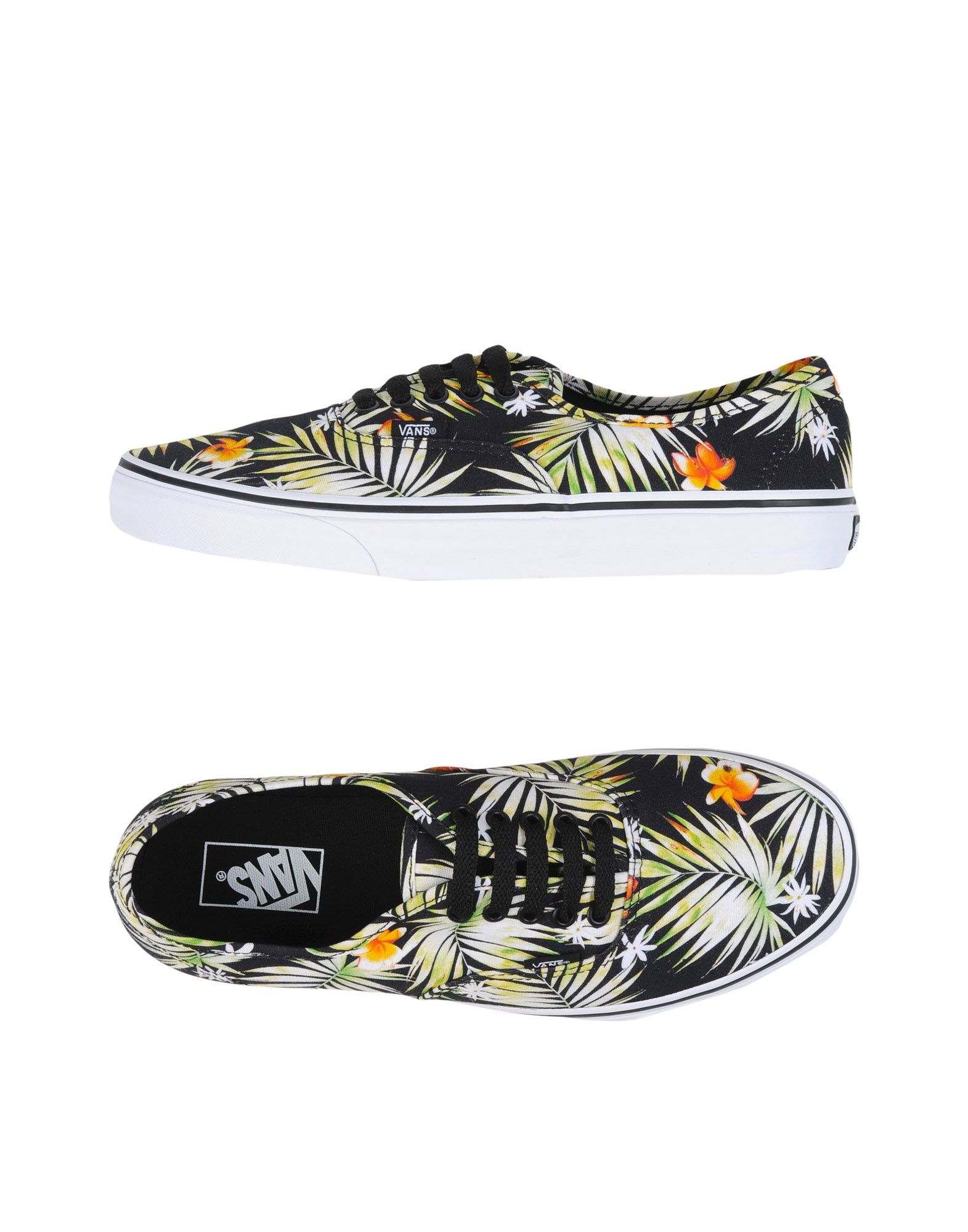 Sneakers Vans Ua Authentic - Decay Palms - Uomo - 11201337TK