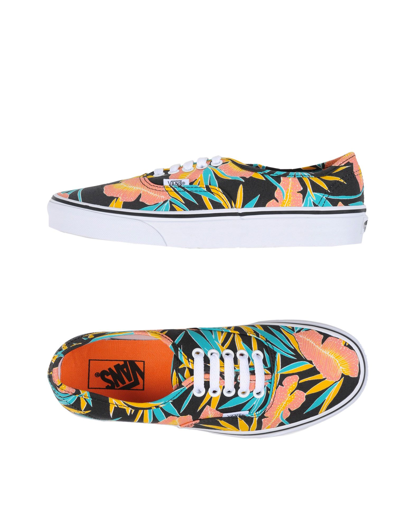 Vans Ua Authentic - - Tropical Leaves - Authentic Sneakers - Women Vans Sneakers online on  Australia - 11201354ES 883cb2