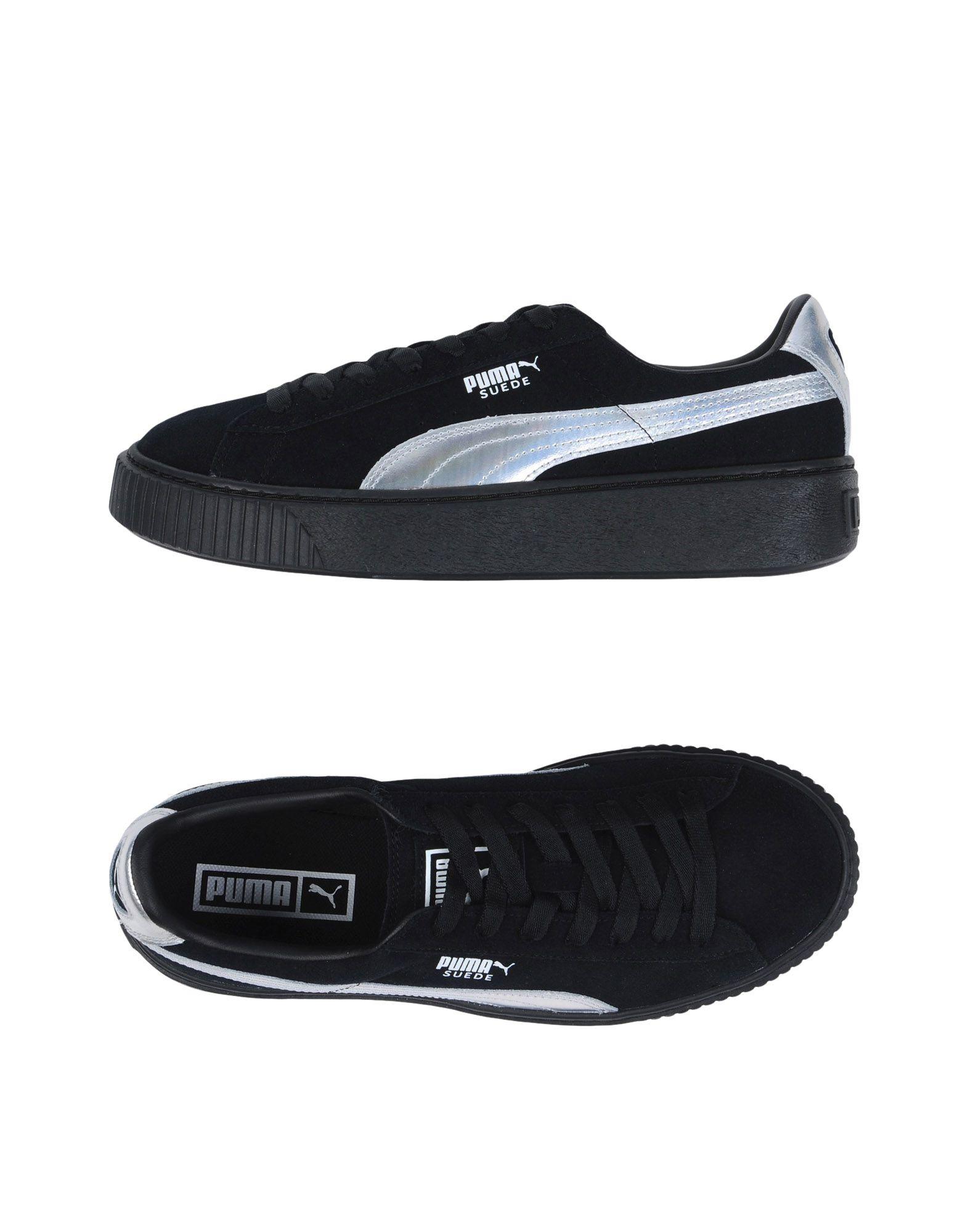 Gut Puma um billige Schuhe zu tragenPuma Puma Gut Platform Explosiveblack  11201500MO 703aa6
