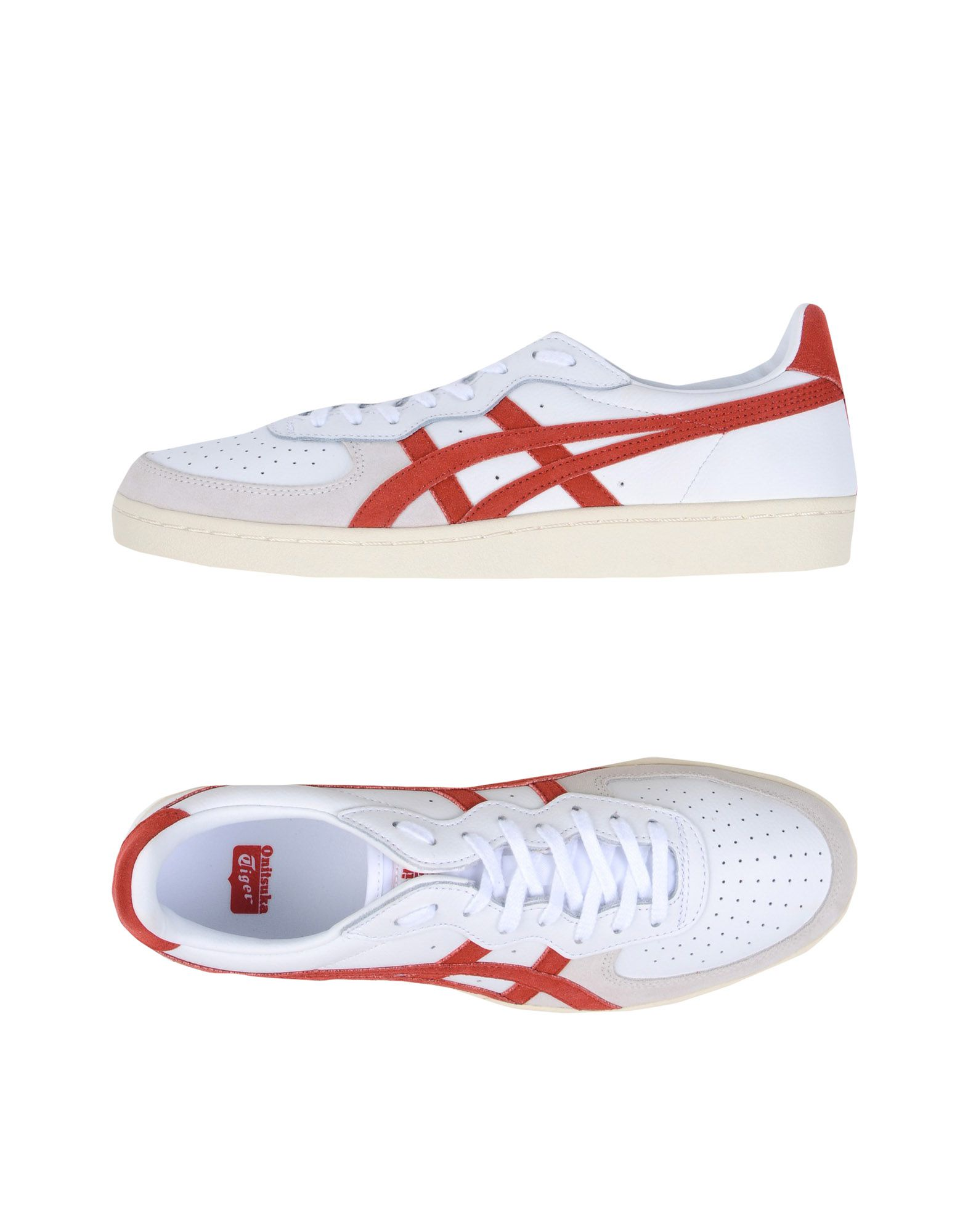 Sneakers Onitsuka Tiger Gsm - Homme - Sneakers Onitsuka Tiger  Blanc Dédouanement saisonnier
