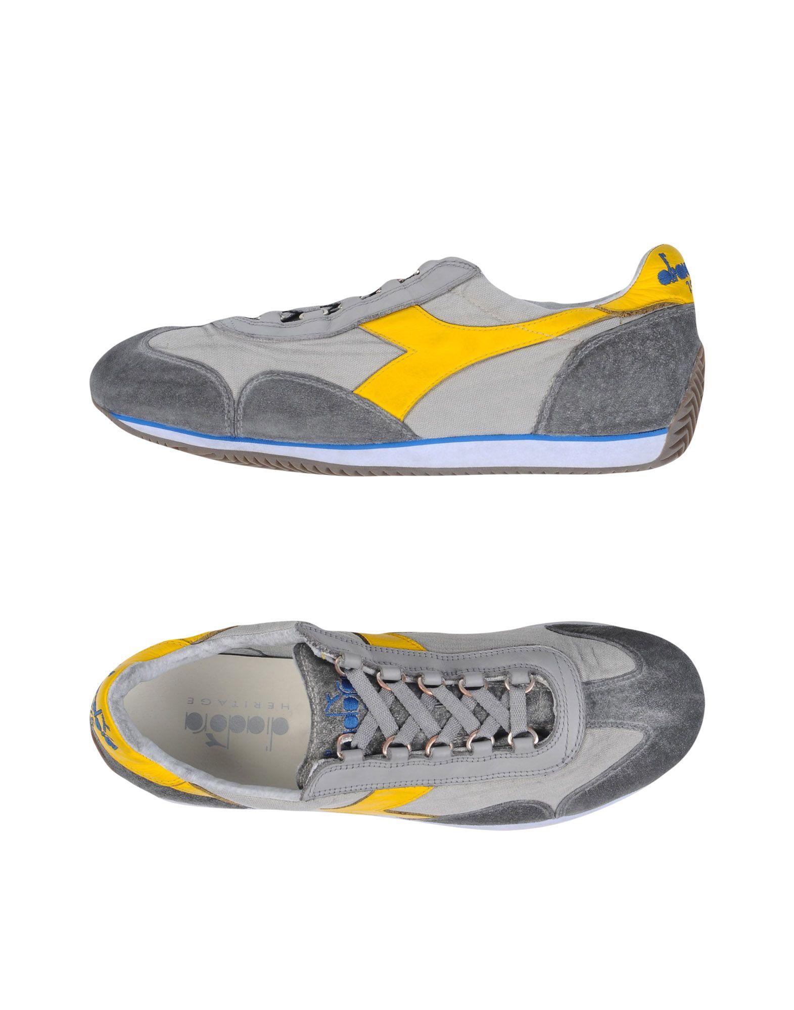 Sneakers Diadora Heritage Equipe Sw Dirty - Uomo - 11201696MI