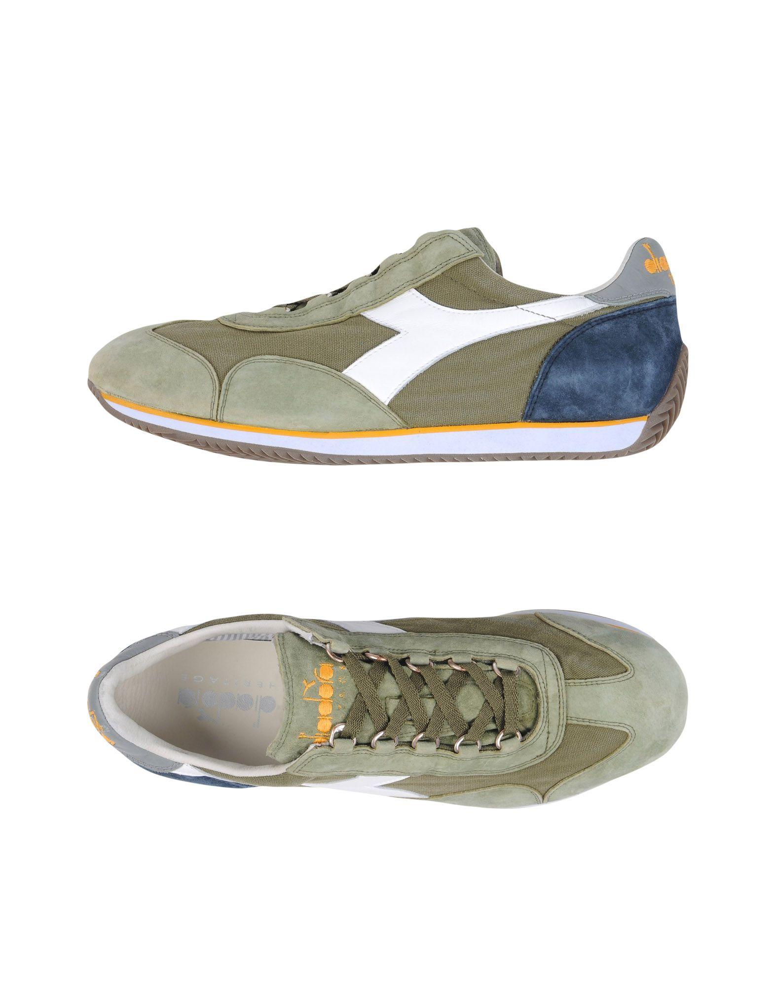 Sneakers Diadora 12 Heritage Equipe Sw 12 Diadora - Uomo - 11201709NS e3acc2