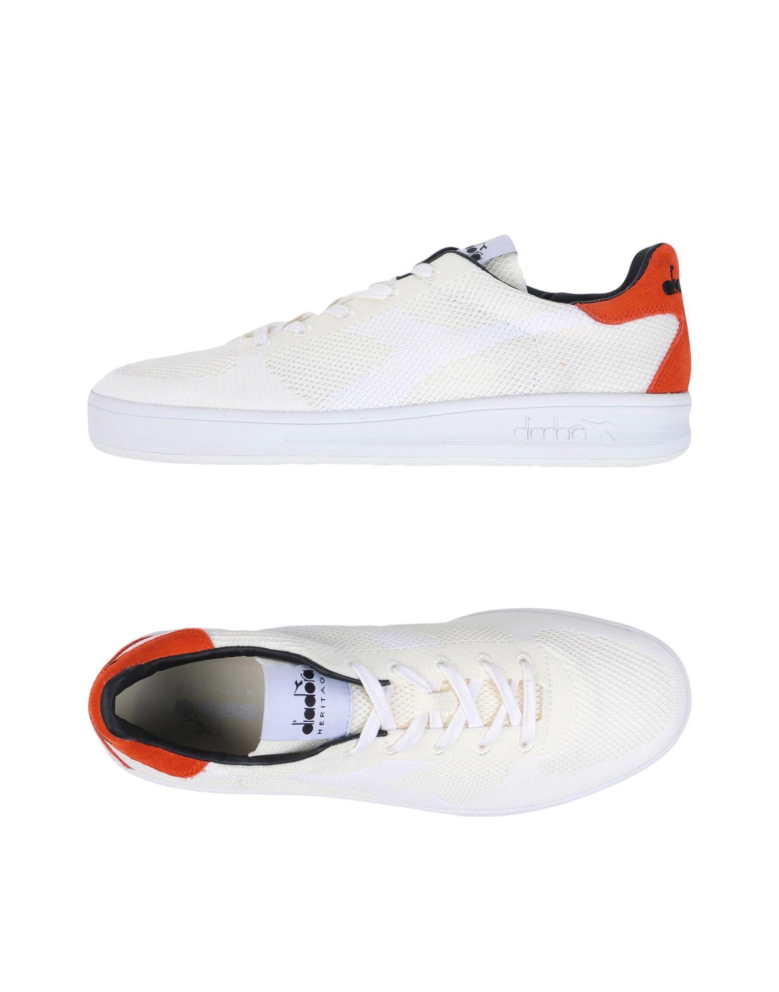 Rabatt echte Schuhe Diadora Heritage B.Elite Weave  11201715LW