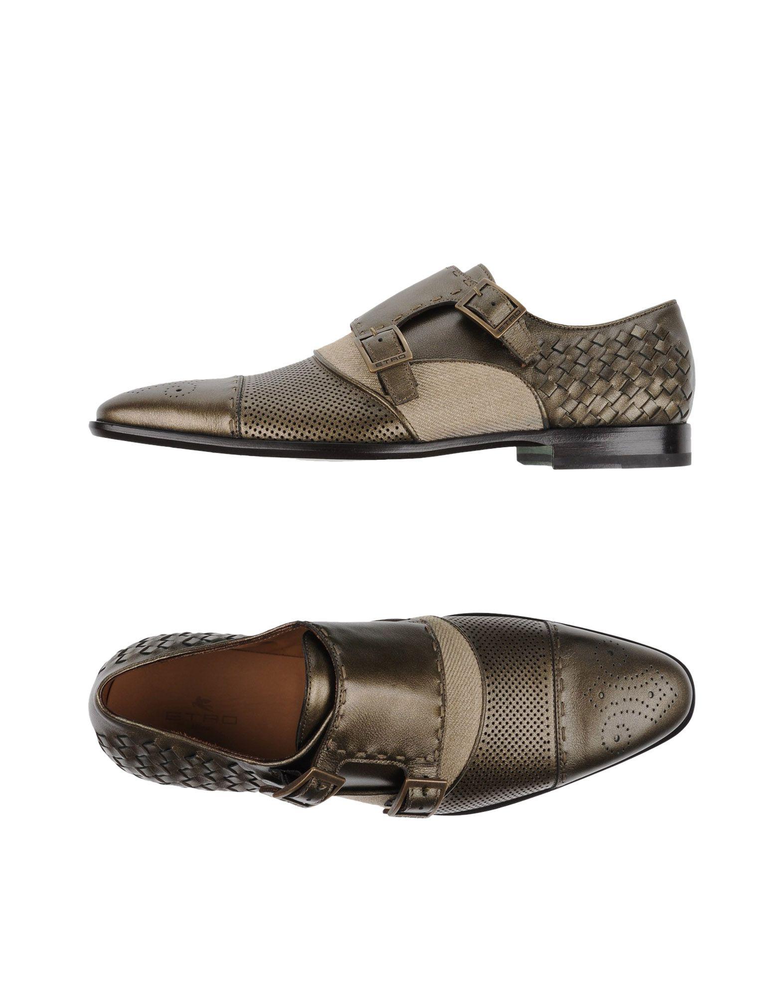 Günstige und modische Schuhe Etro Mokassins Herren  11201719TC