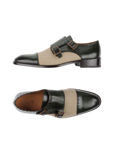 Zapatos con descuento Mocasín Etro Hombre - Mocasines Etro - 11201726WG Verde oscuro