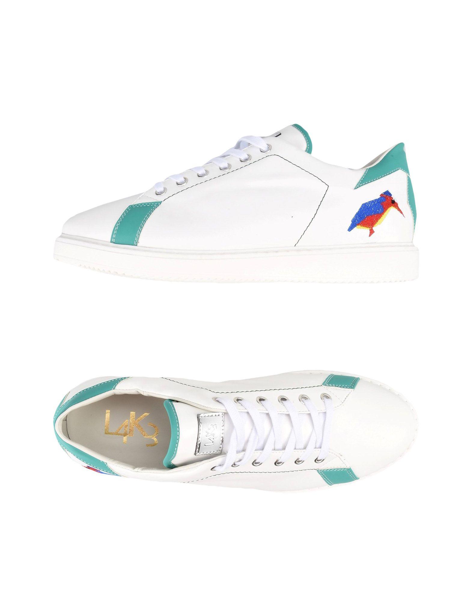Sneakers L4k3 Bowling One - Homme - Sneakers L4k3 sur