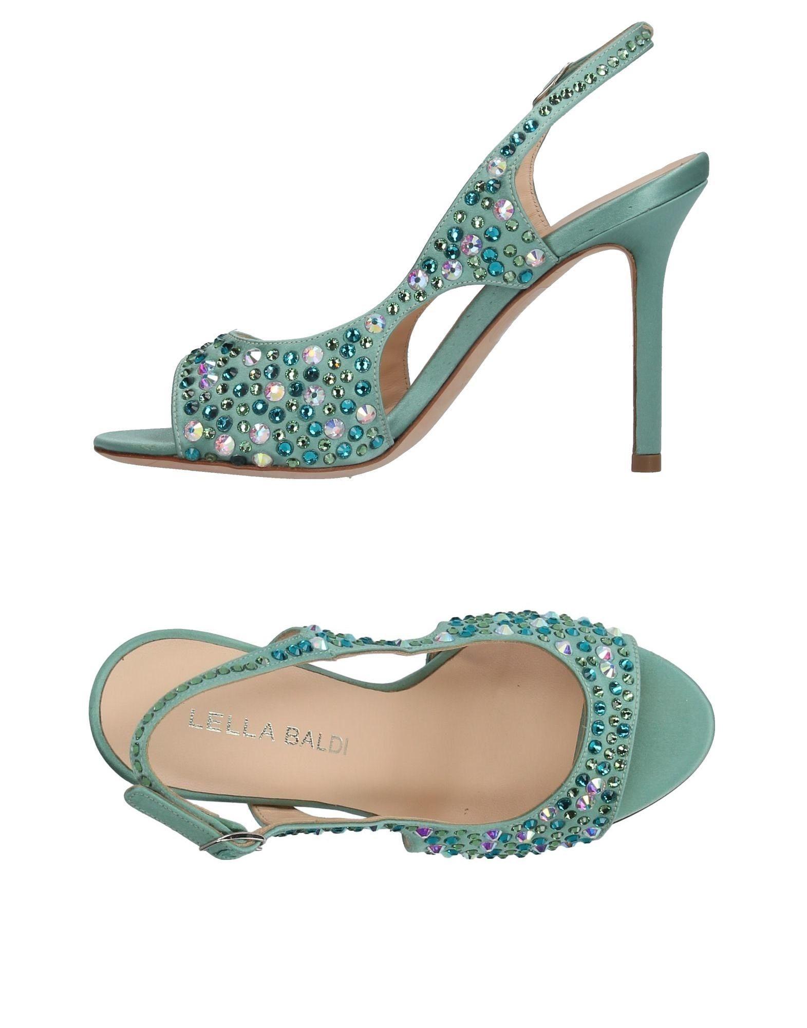 Stilvolle billige Schuhe Lella Baldi Sandalen Damen  11201912FS