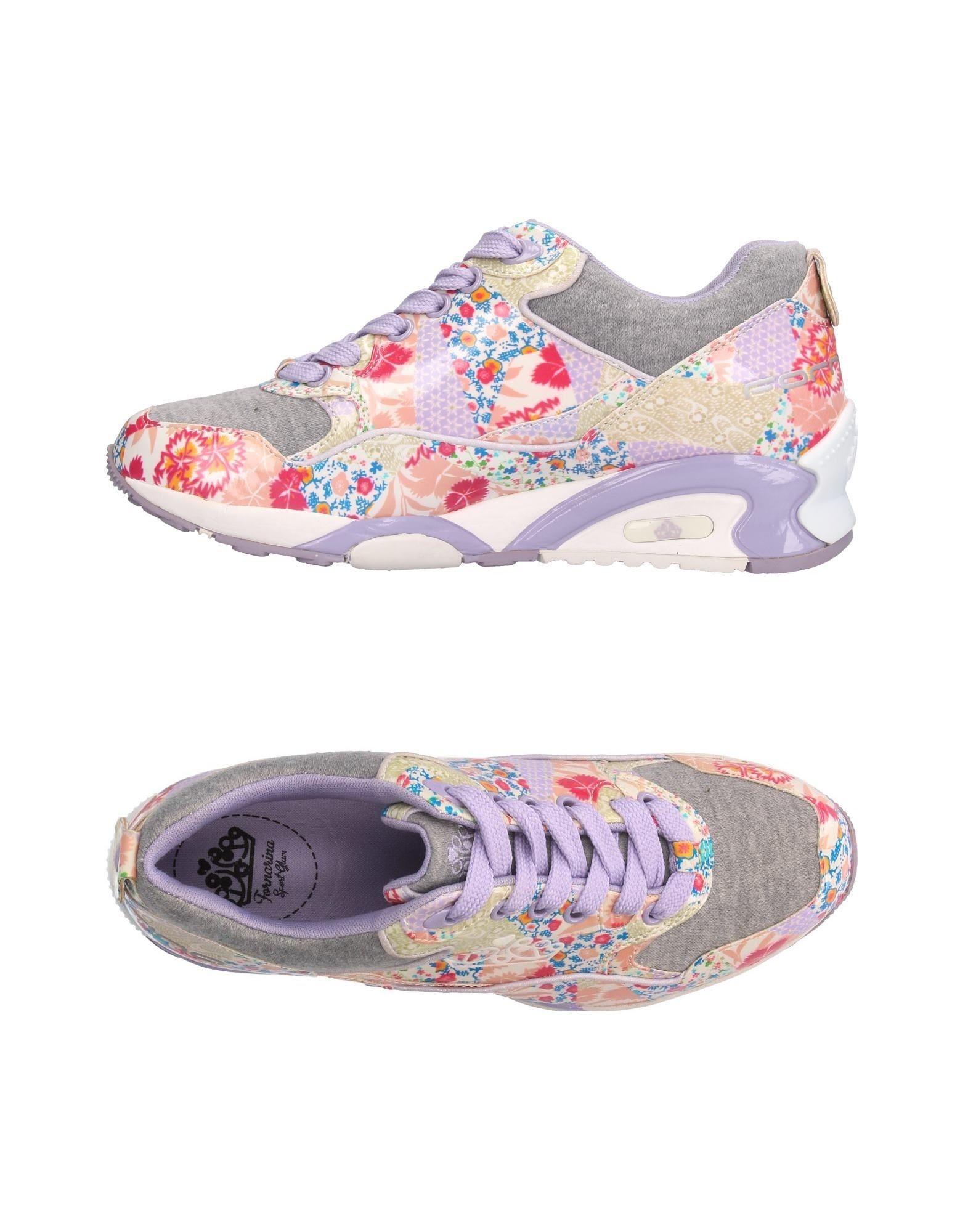 Fornarina Schuhe Sportglam Sneakers Damen  11202041MI Gute Qualität beliebte Schuhe Fornarina 6fefdc