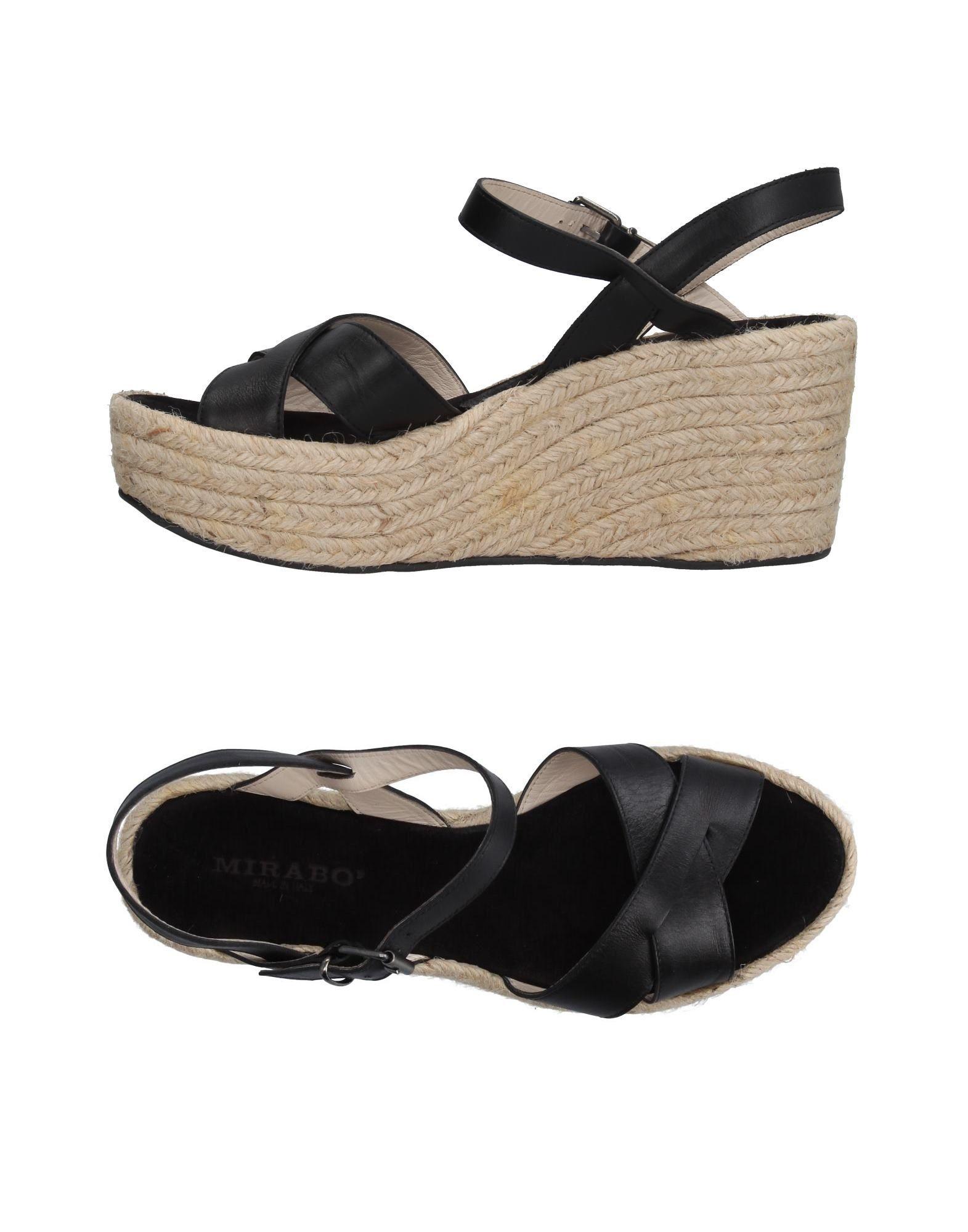 Mirabo' Sandalen Gute Damen  11202266CK Gute Sandalen Qualität beliebte Schuhe 599328