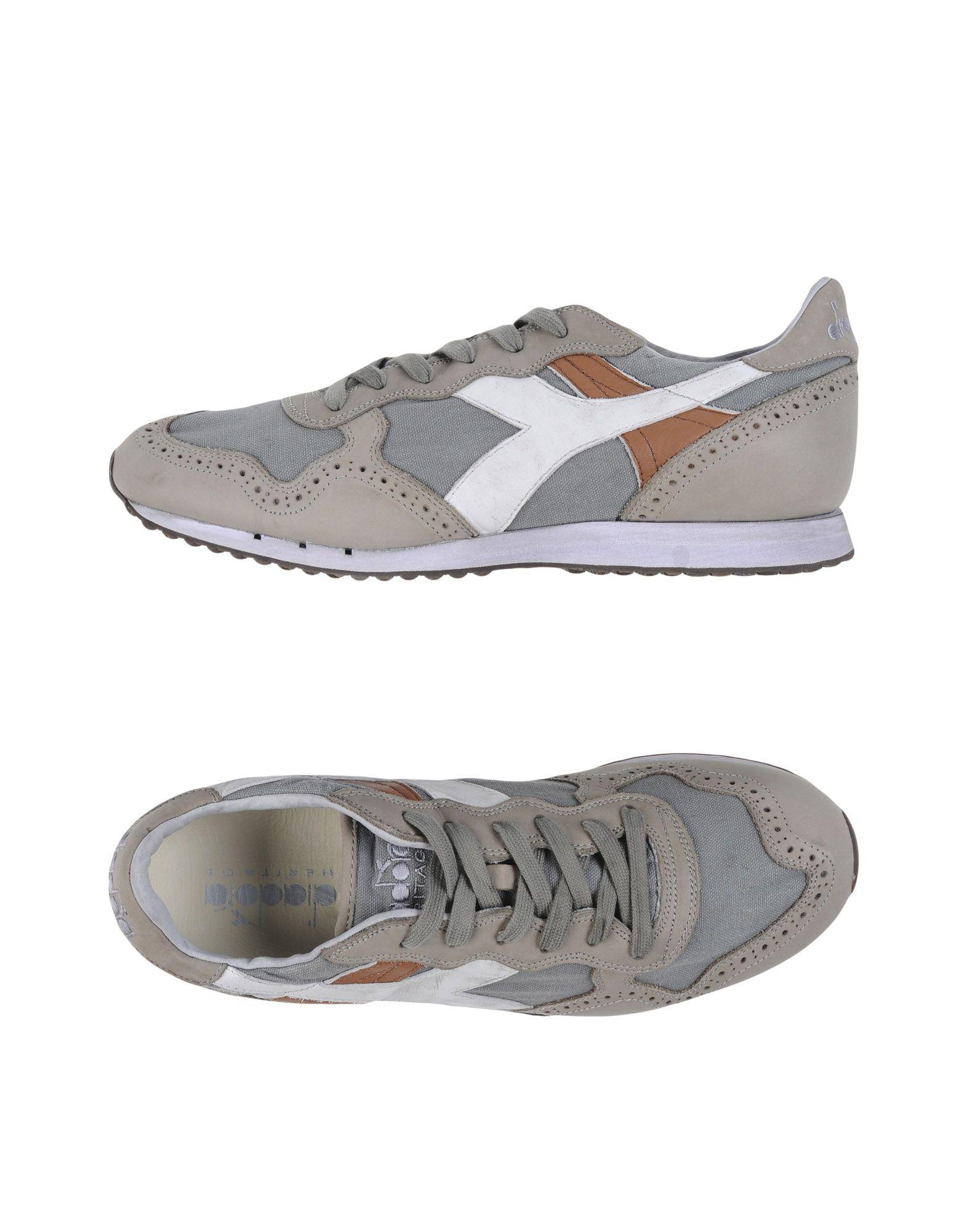 Rabatt echte Schuhe Diadora  Heritage Trident C Dyed Brogue  Diadora 11202566BT 65b694